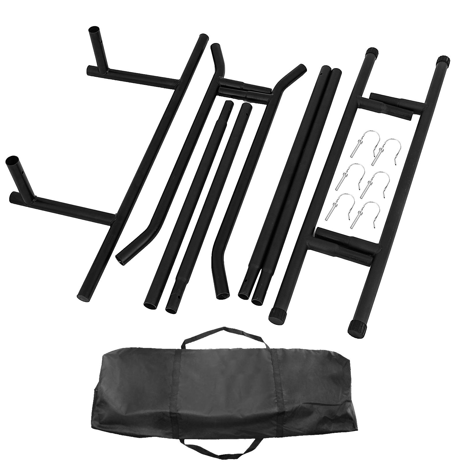 Barra de Dominadas Flexiones Espalda Puerta Gym en Casa Ejercicio Espalda Flexiones Musculacion 143283