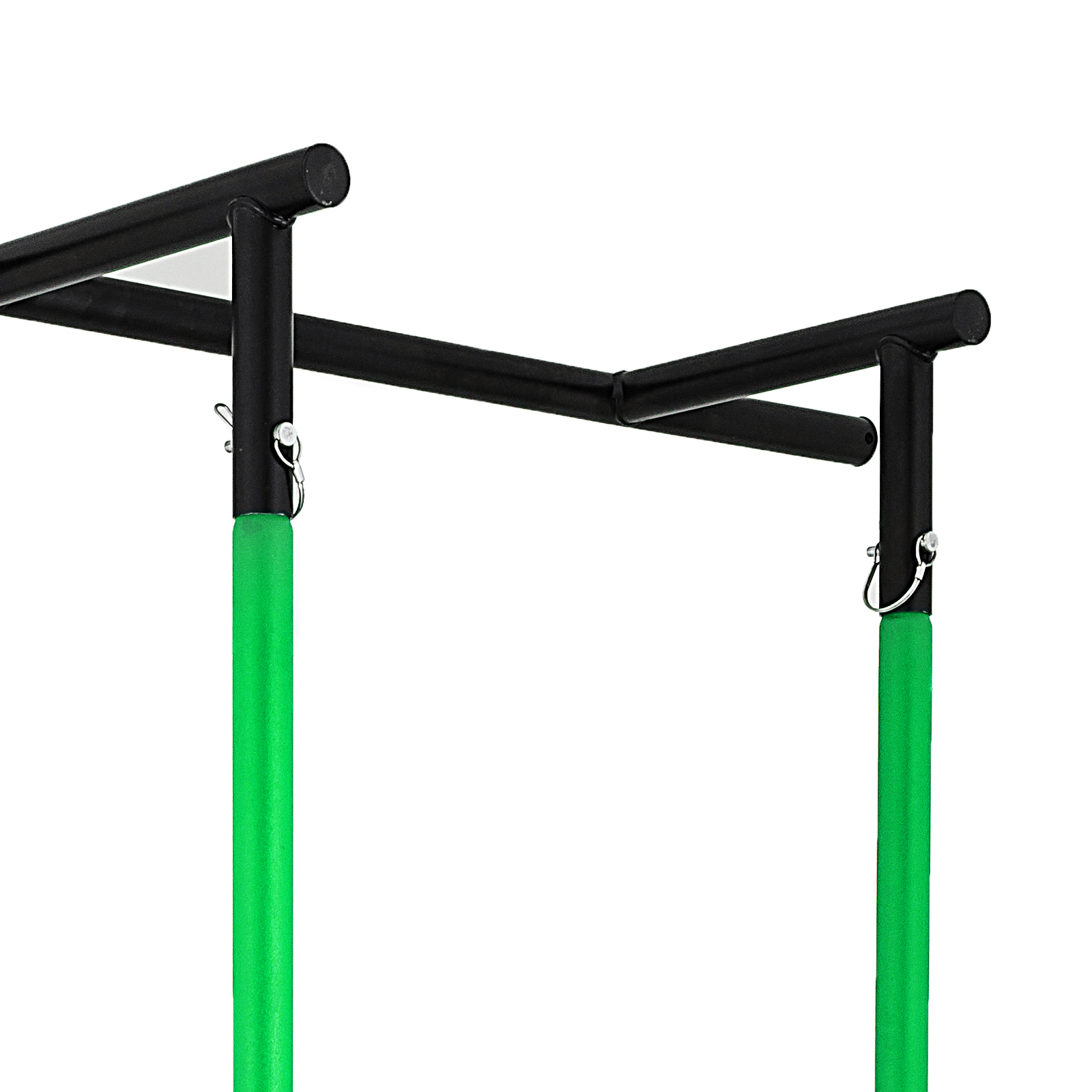 Portable-Power-Tower-for-Home-Gym-Workout-With-Dip-Station-And-Chin-Pull-Up-Bar thumbnail 58