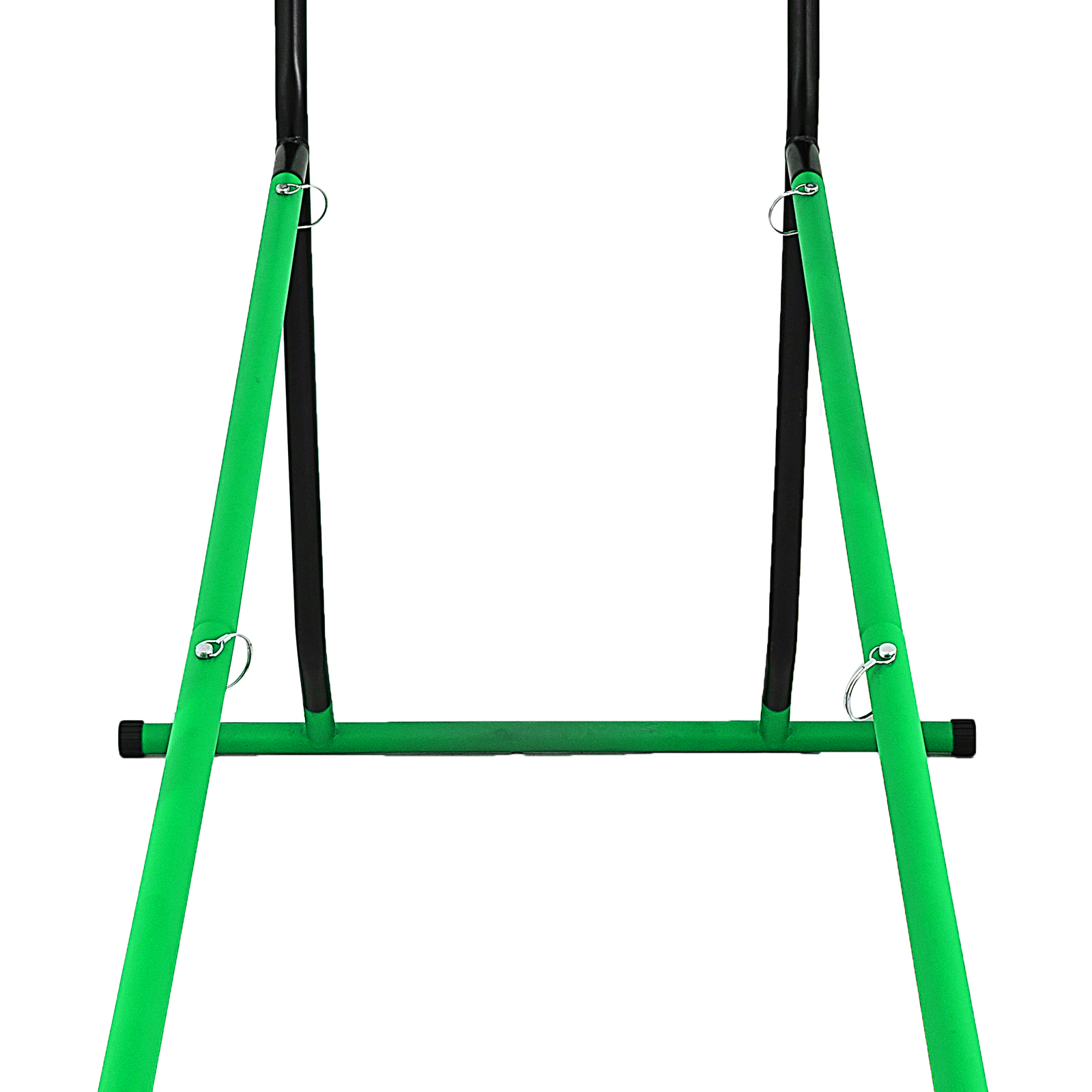 Portable-Power-Tower-for-Home-Gym-Workout-With-Dip-Station-And-Chin-Pull-Up-Bar thumbnail 59