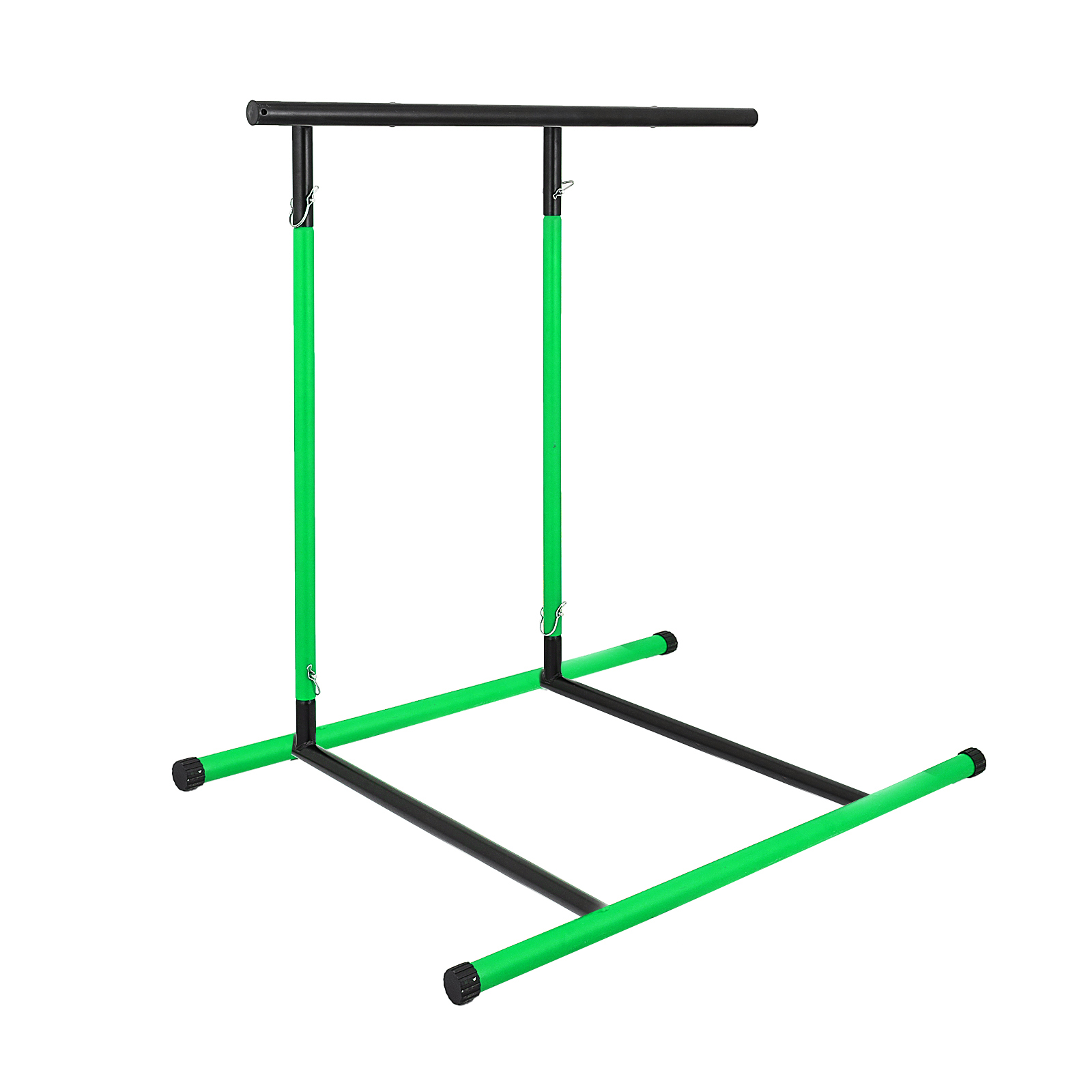 Portable-Power-Tower-for-Home-Gym-Workout-With-Dip-Station-And-Chin-Pull-Up-Bar thumbnail 51