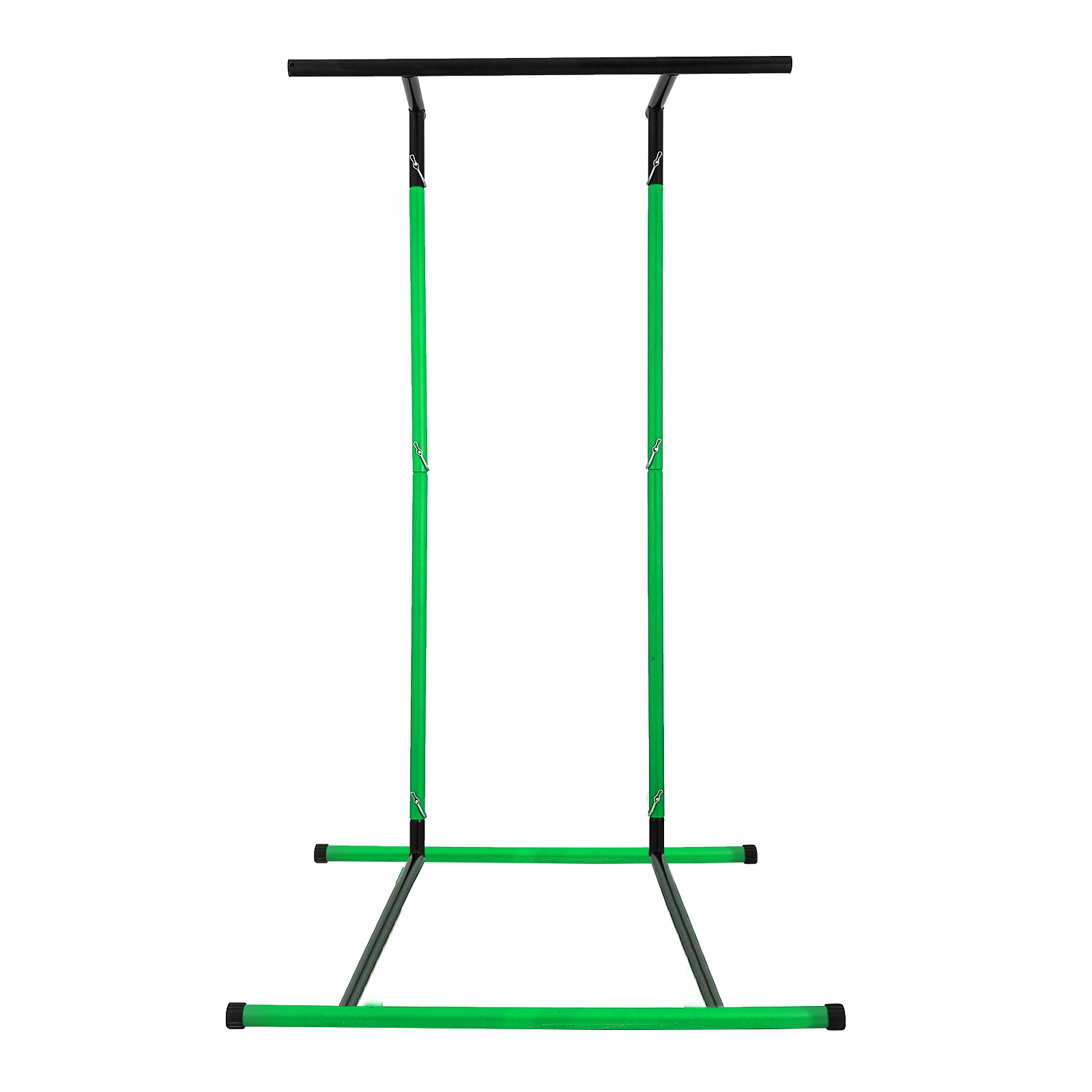 Portable-Power-Tower-for-Home-Gym-Workout-With-Dip-Station-And-Chin-Pull-Up-Bar thumbnail 52