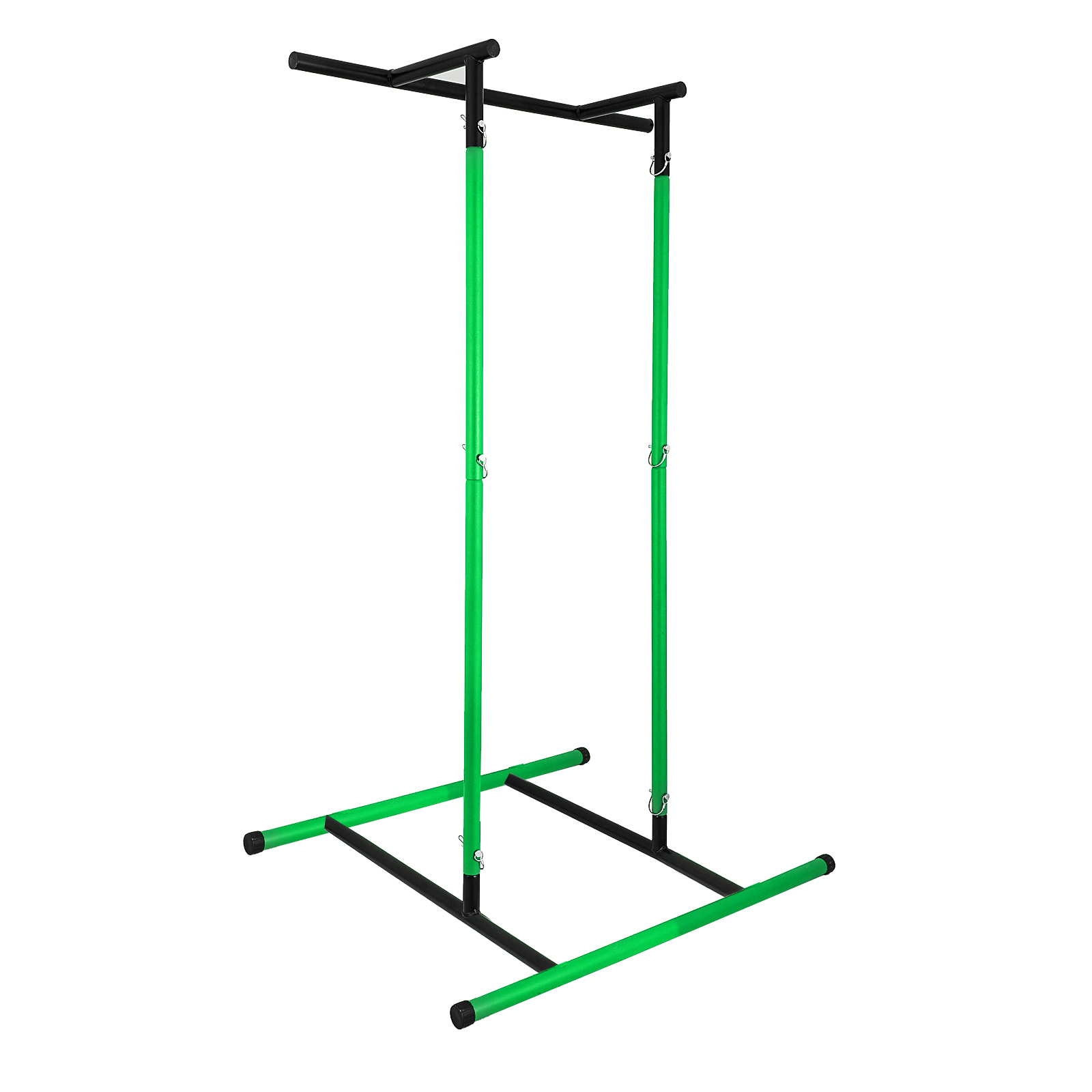 Portable-Power-Tower-for-Home-Gym-Workout-With-Dip-Station-And-Chin-Pull-Up-Bar thumbnail 53
