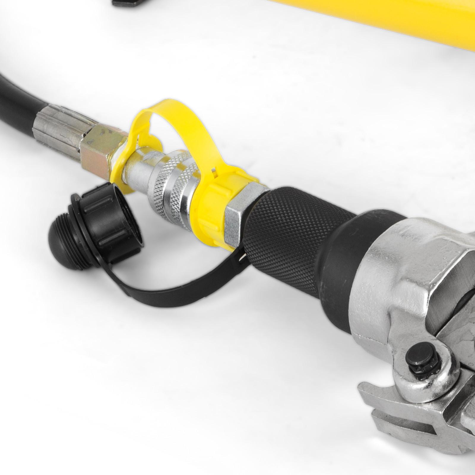 Hydraulische Presszange U//TH 16-32mm V 12-28 Pressbacke Pressbacken Presszangen