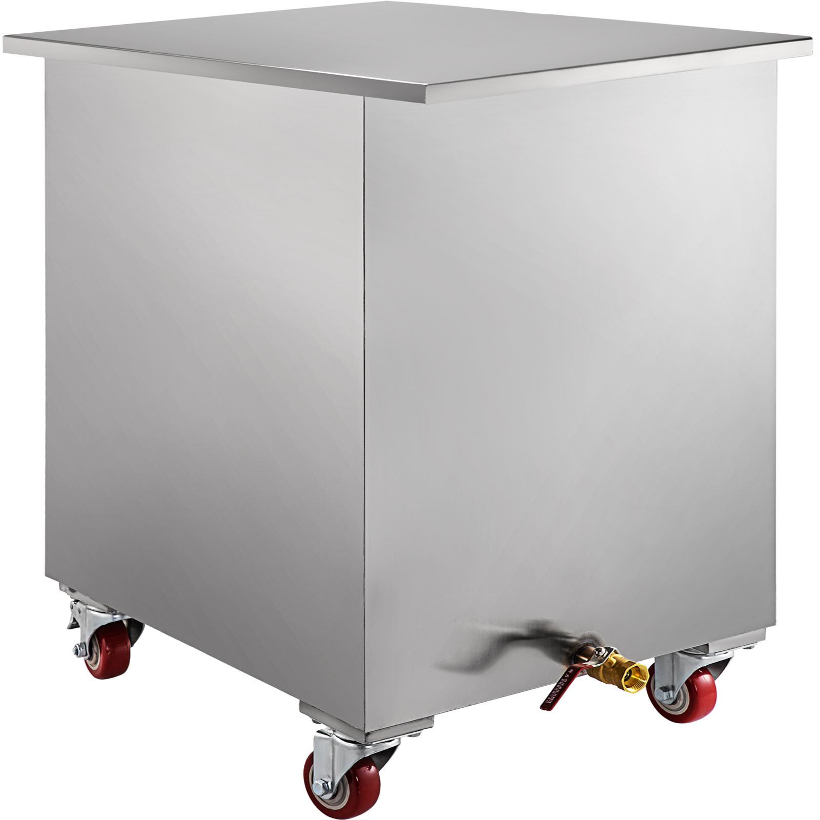 Details about Stainless Steel Commercial Kitchen Hood Grease Filter Soak &  Clean Tank