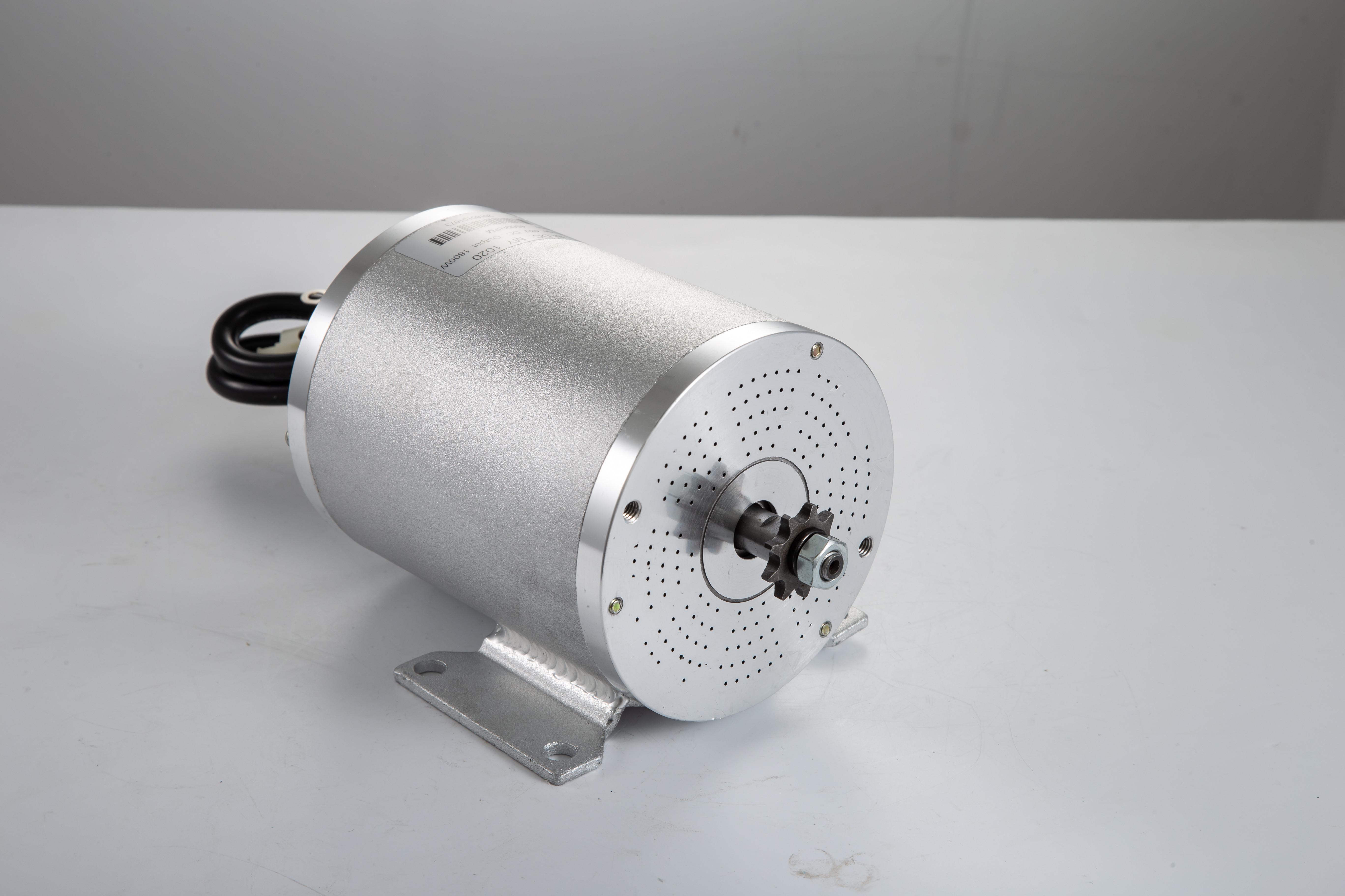 1800W-48V-DC-Brushless-Electric-Motor-Kit-f-Scooter-500-1800W-E-Bike-Go-Kart thumbnail 182