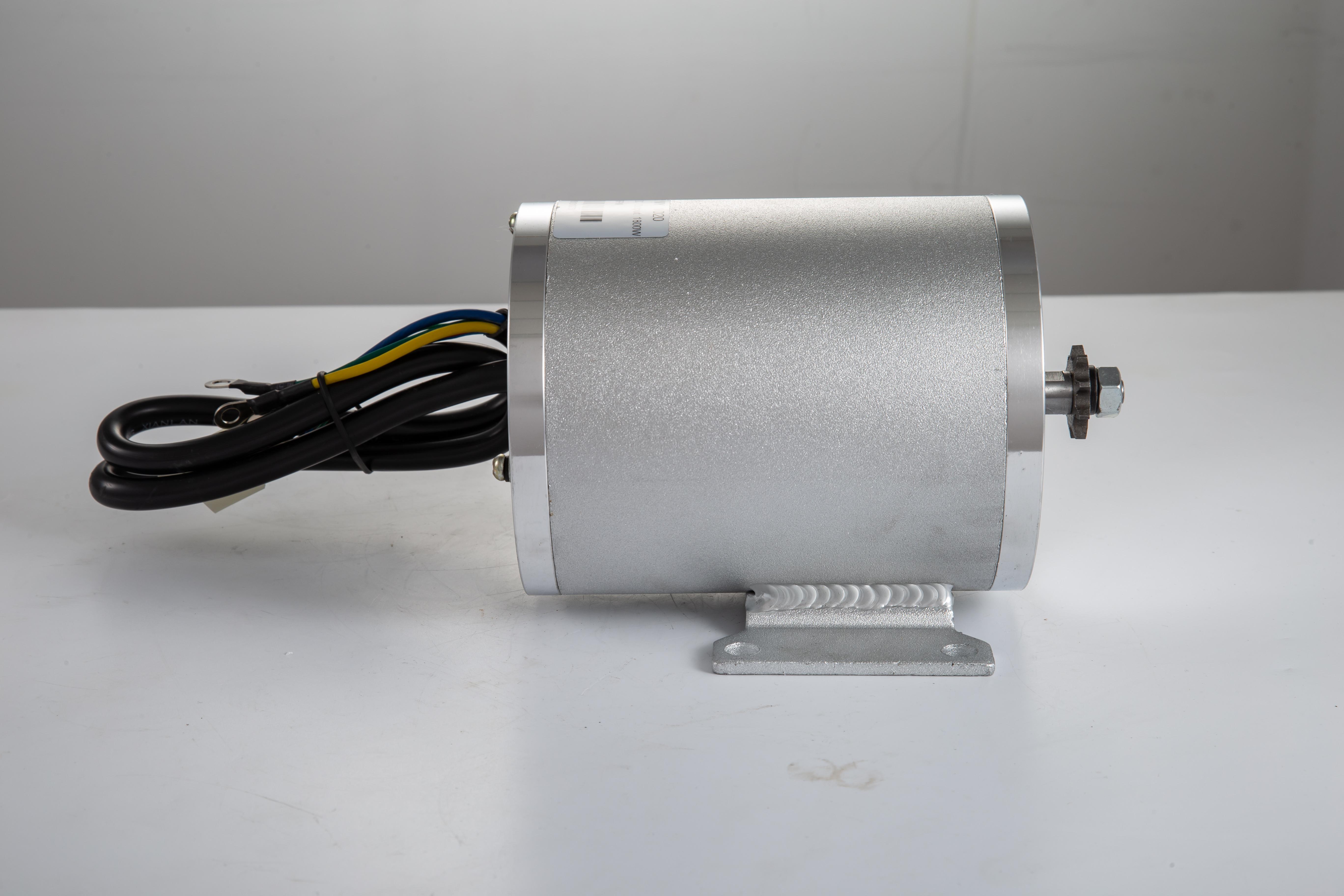 1800W-48V-DC-Brushless-Electric-Motor-Kit-f-Scooter-500-1800W-E-Bike-Go-Kart thumbnail 189