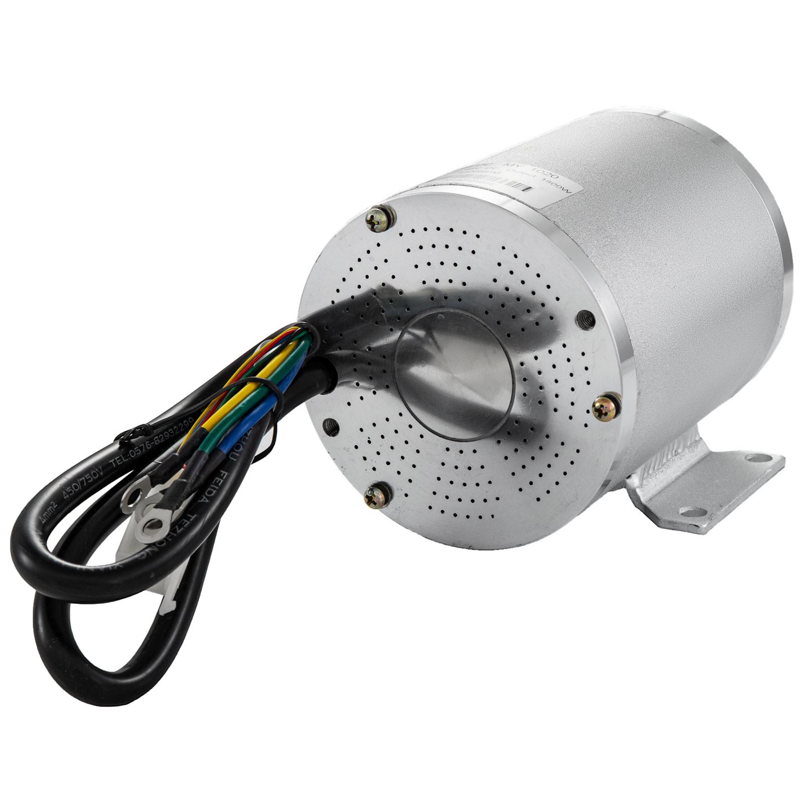 1800W-48V-DC-Brushless-Electric-Motor-Kit-f-Scooter-500-1800W-E-Bike-Go-Kart thumbnail 238