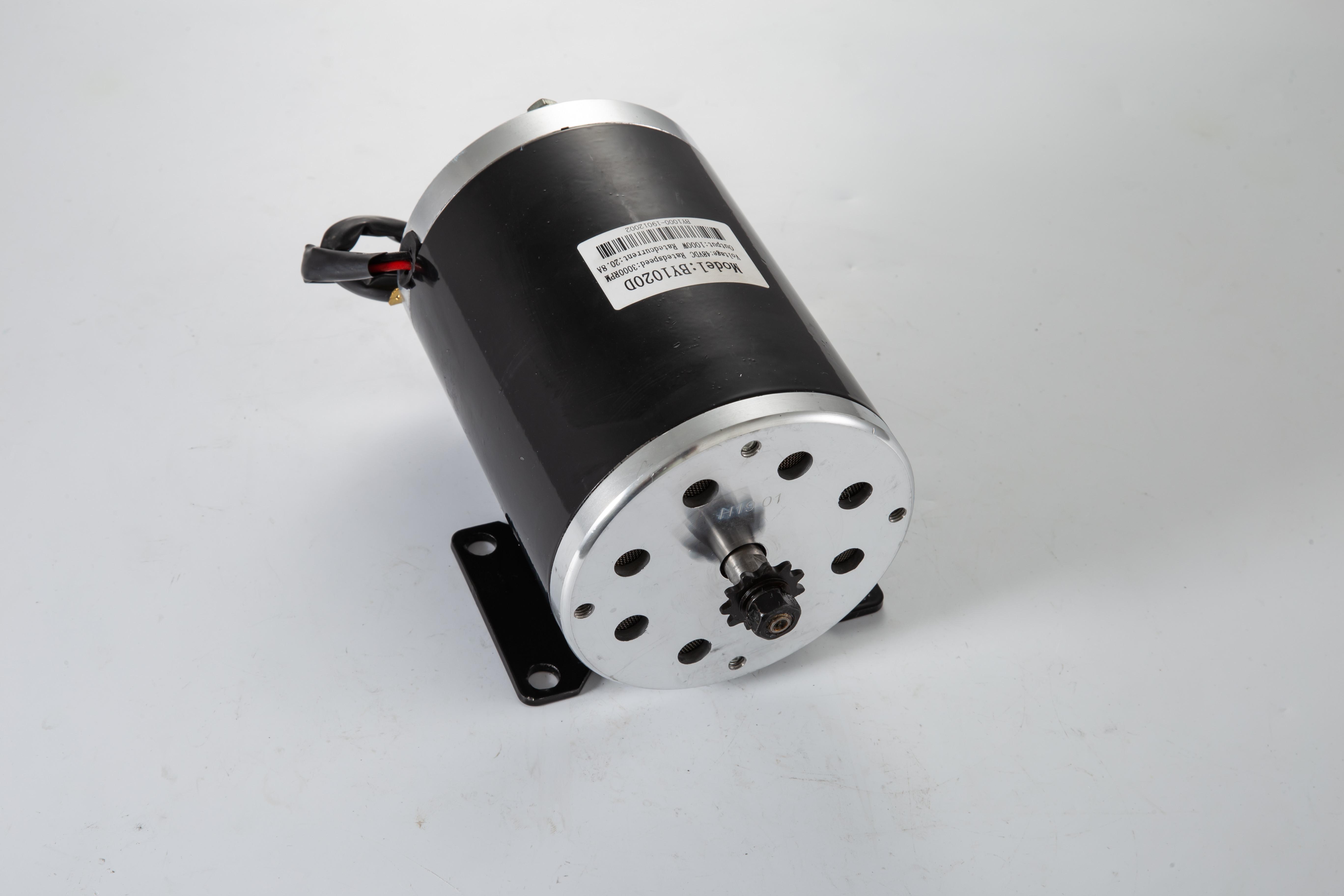 1800W-48V-DC-Brushless-Electric-Motor-Kit-f-Scooter-500-1800W-E-Bike-Go-Kart thumbnail 99