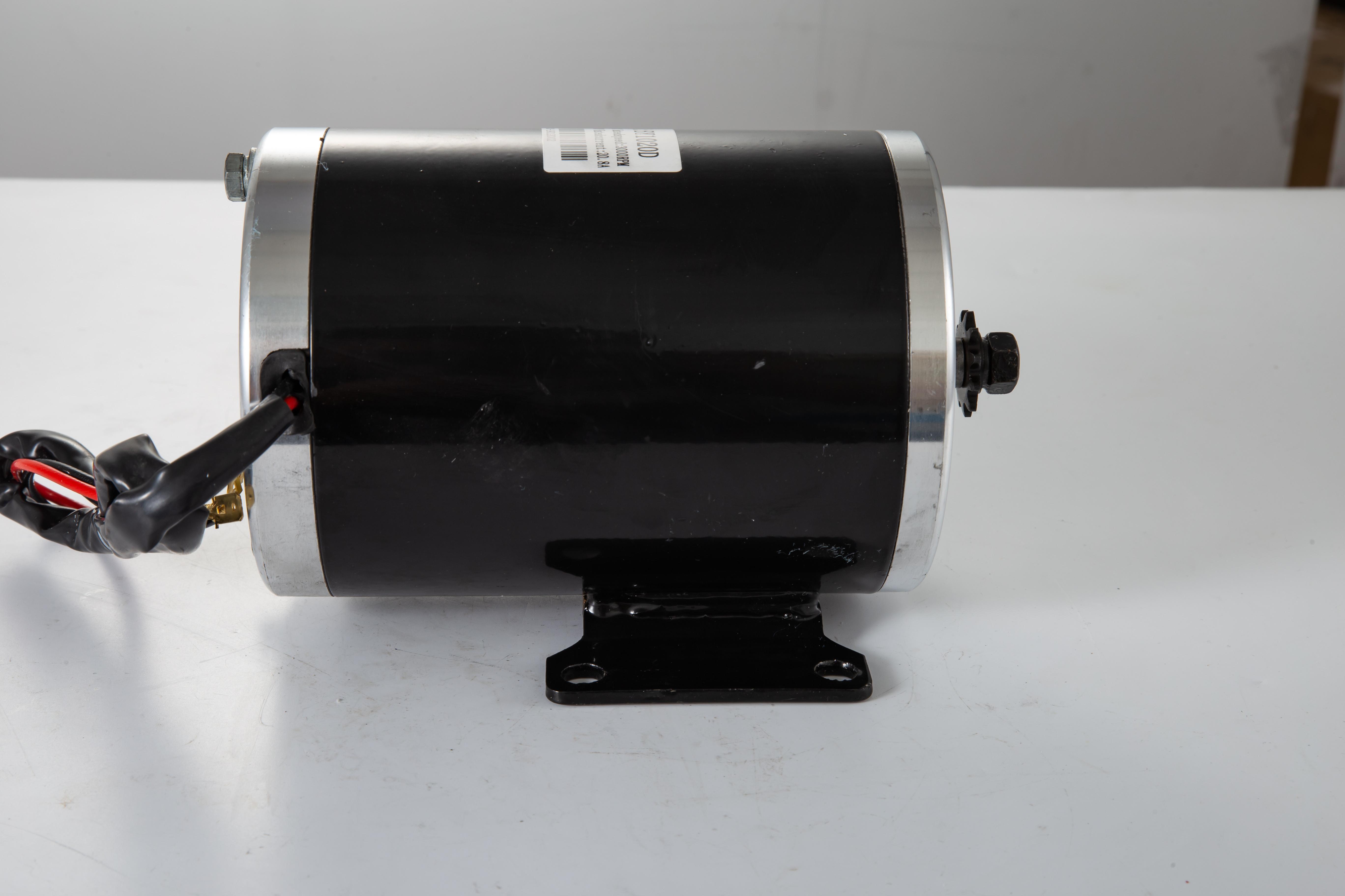 1800W-48V-DC-Brushless-Electric-Motor-Kit-f-Scooter-500-1800W-E-Bike-Go-Kart thumbnail 100