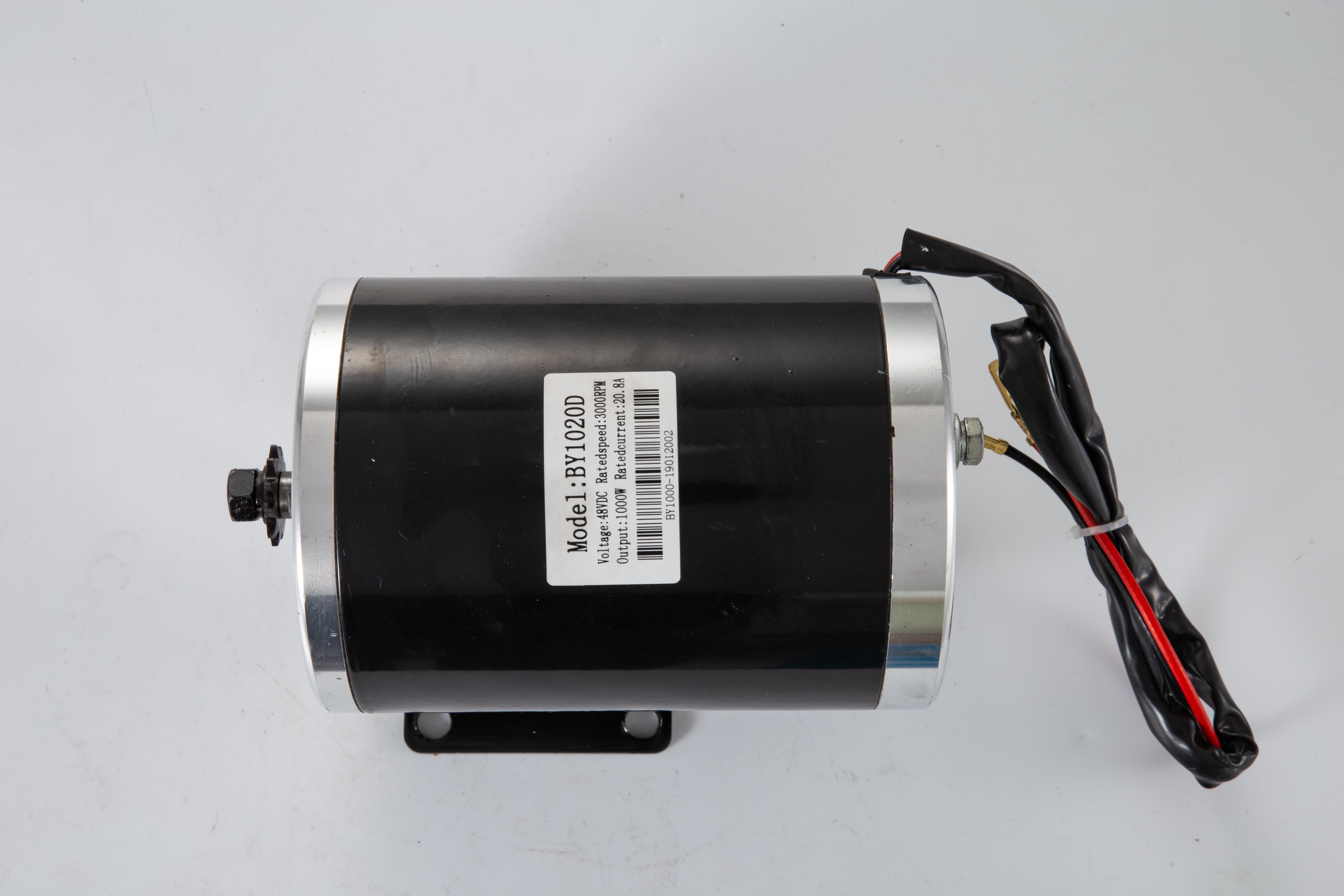 1800W-48V-DC-Brushless-Electric-Motor-Kit-f-Scooter-500-1800W-E-Bike-Go-Kart thumbnail 105