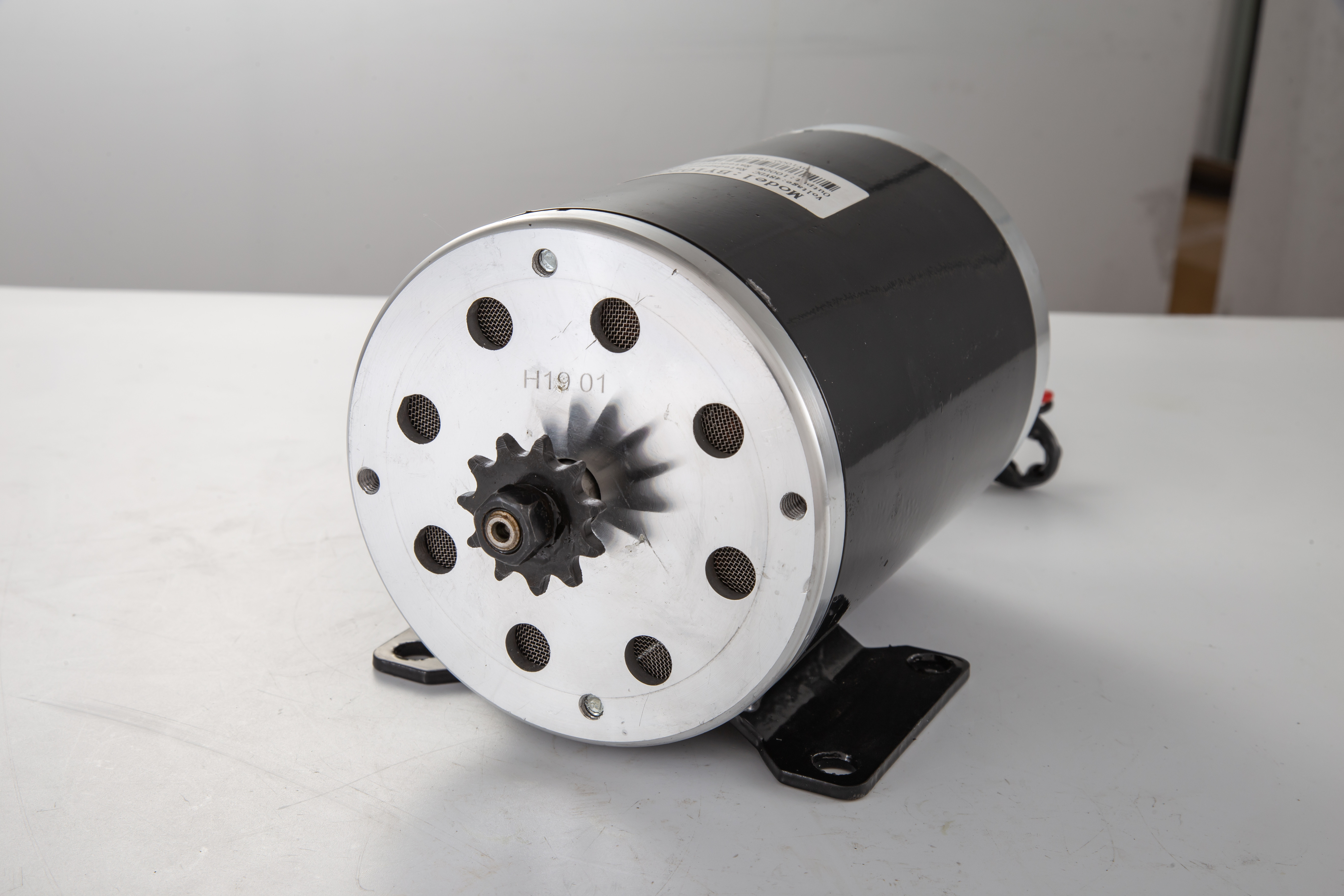 1800W-48V-DC-Brushless-Electric-Motor-Kit-f-Scooter-500-1800W-E-Bike-Go-Kart thumbnail 86