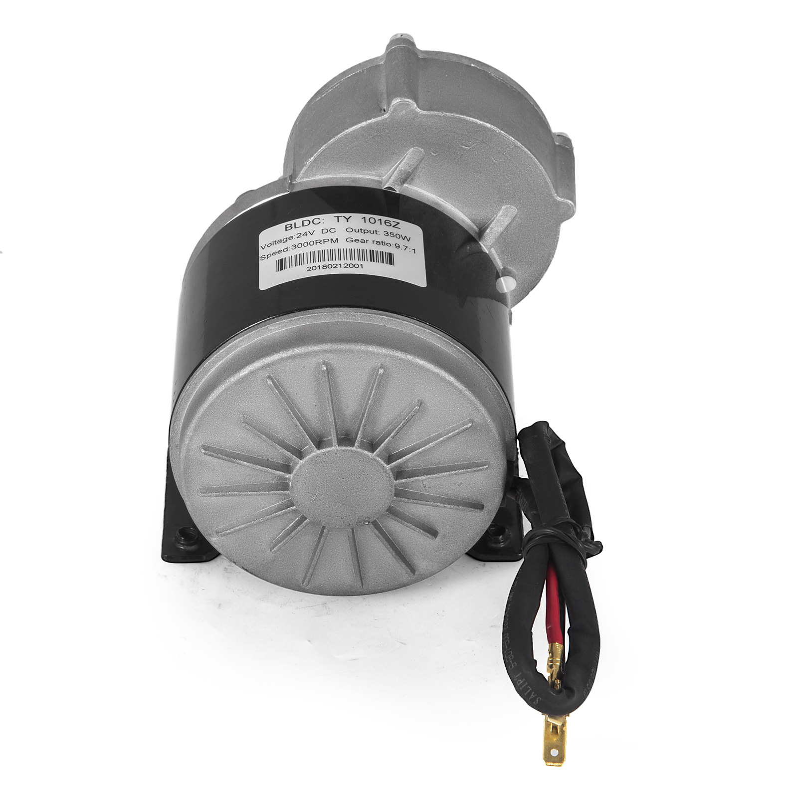 Scooters 350W DC Electric Motor 24V 3000RPM Gear ratio 9 7:1