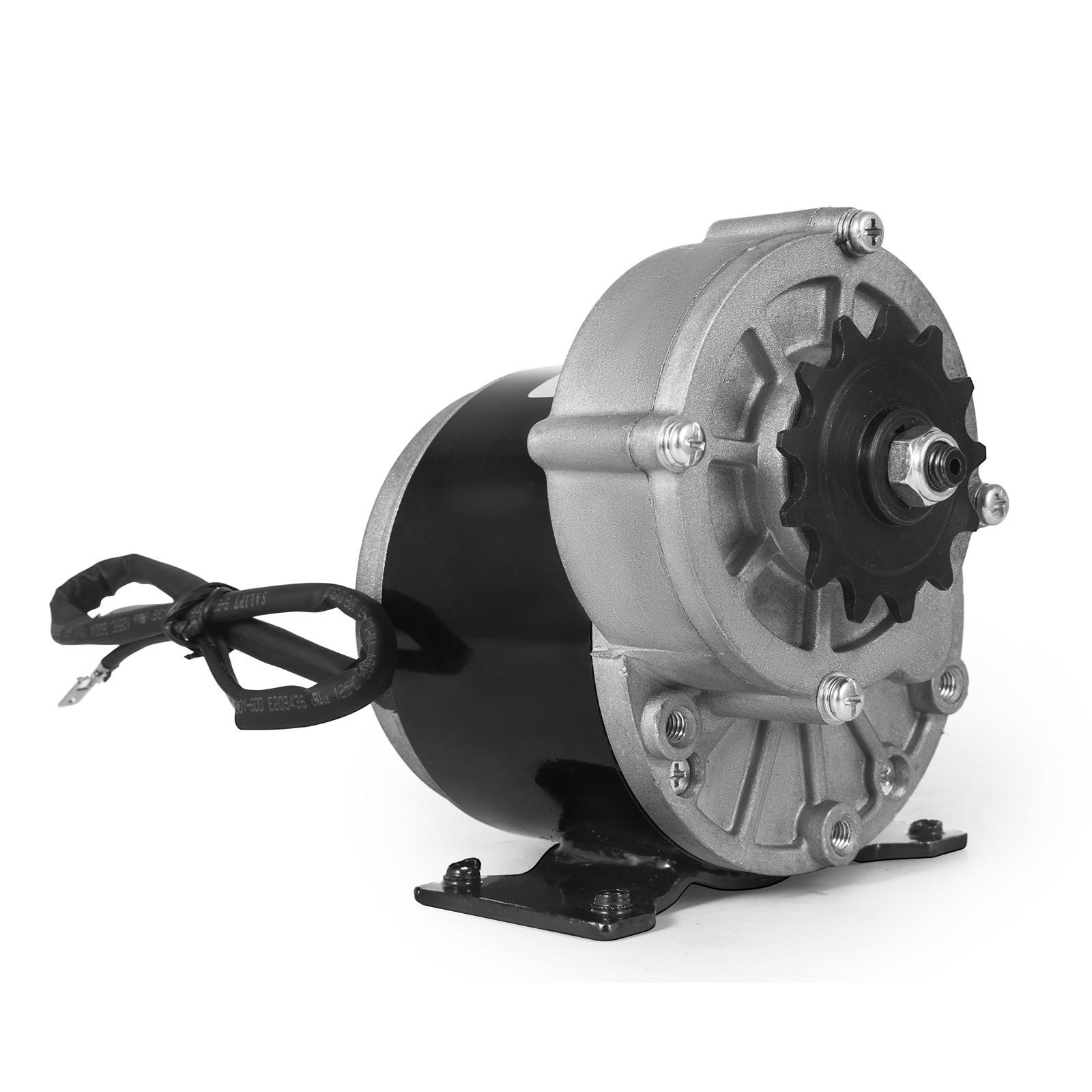Electric-Motor-E-bike-Motor-controller-kit-DC-24v-12v-Minibike-E-Scooter-ATV thumbnail 51