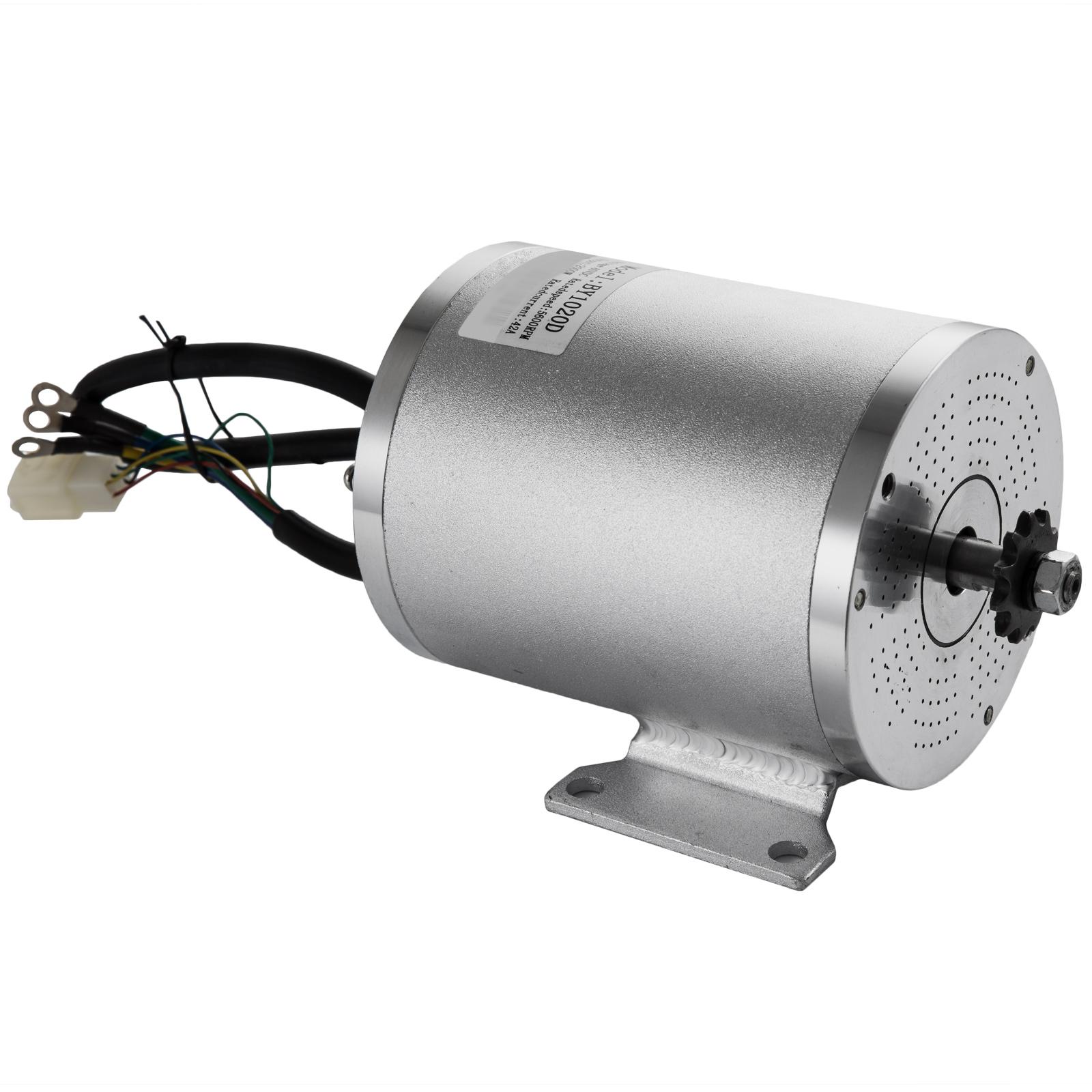 DC-electric-motor-12-60V-150W-2KW-for-scooter-bike-go-kart-minibike-e-ATV thumbnail 180