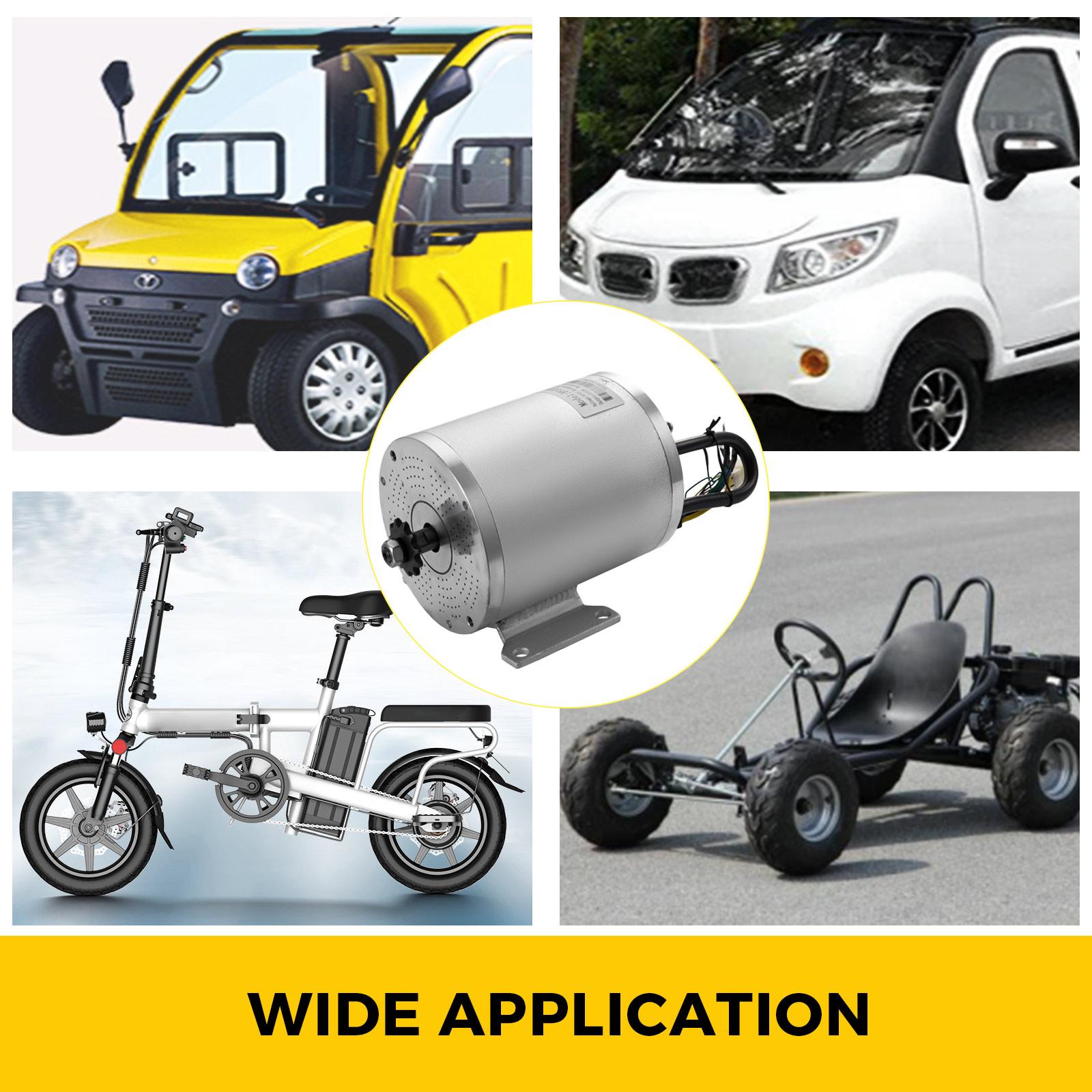 DC-electric-motor-12-60V-150W-2KW-for-scooter-bike-go-kart-minibike-e-ATV thumbnail 175