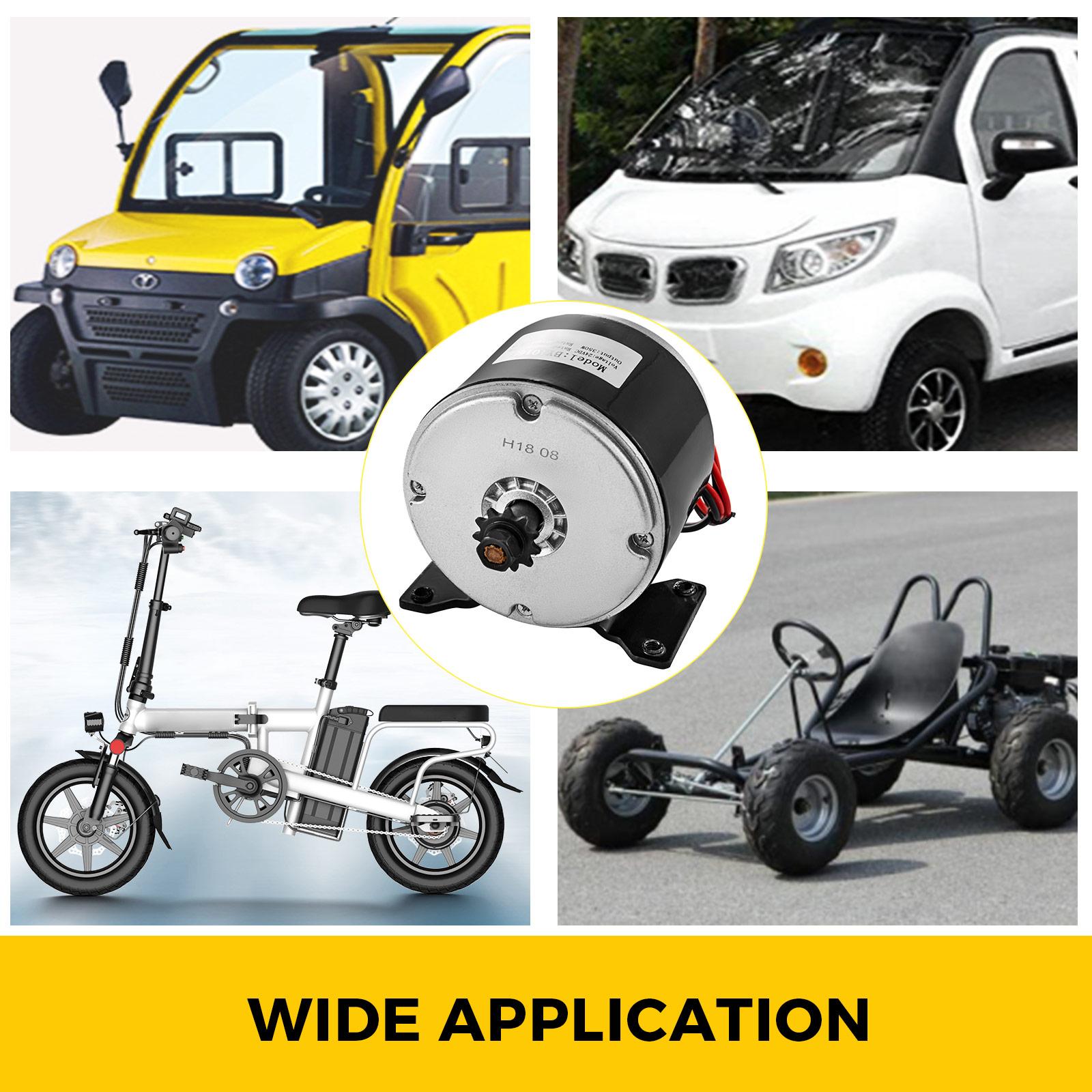 DC-electric-motor-12-60V-150W-2KW-for-scooter-bike-go-kart-minibike-e-ATV thumbnail 31