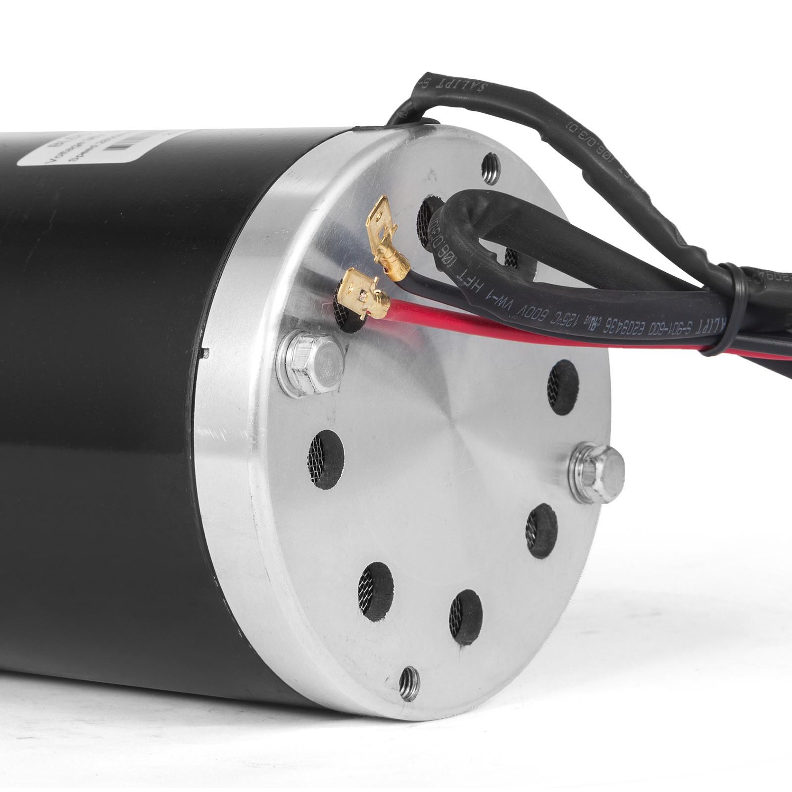 DC-electric-motor-12-60V-150W-2KW-for-scooter-bike-go-kart-minibike-e-ATV thumbnail 131