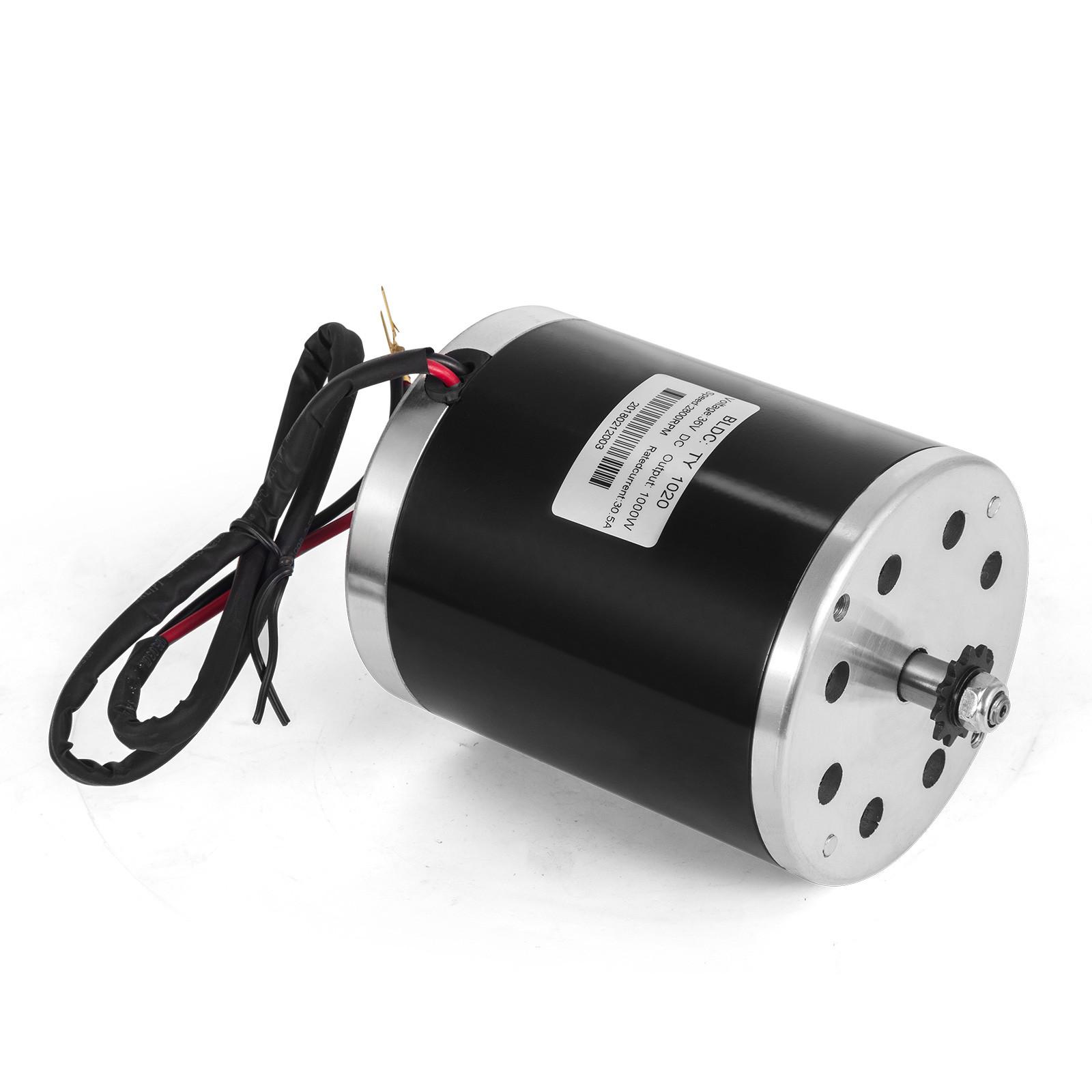 36v-Electric-Motor-controller-throttle-kit-f-Scooter-E-Scooter-ATV-Permanent thumbnail 99