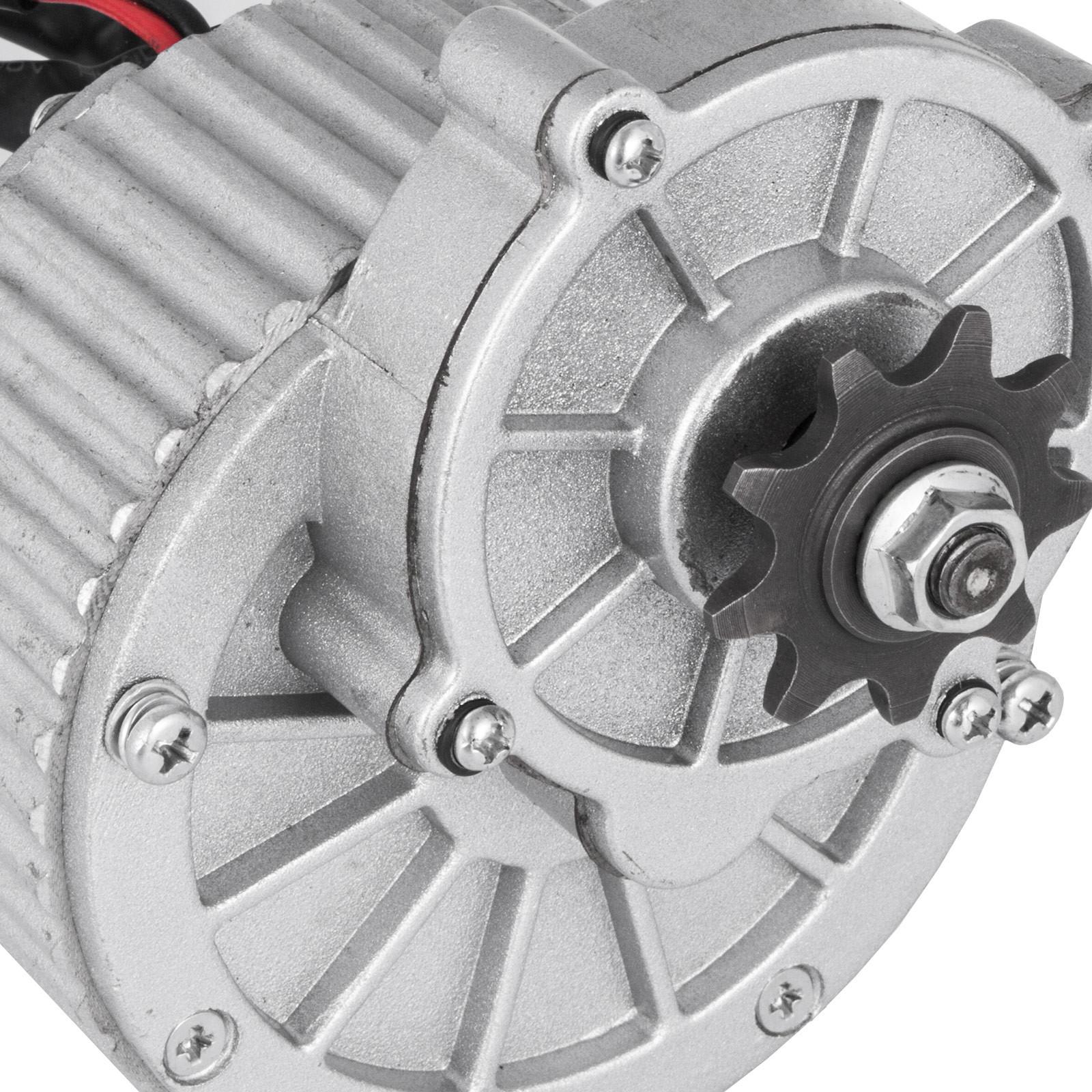 Electric-Motor-E-bike-Motor-controller-kit-DC-24v-12v-Minibike-E-Scooter-ATV thumbnail 67