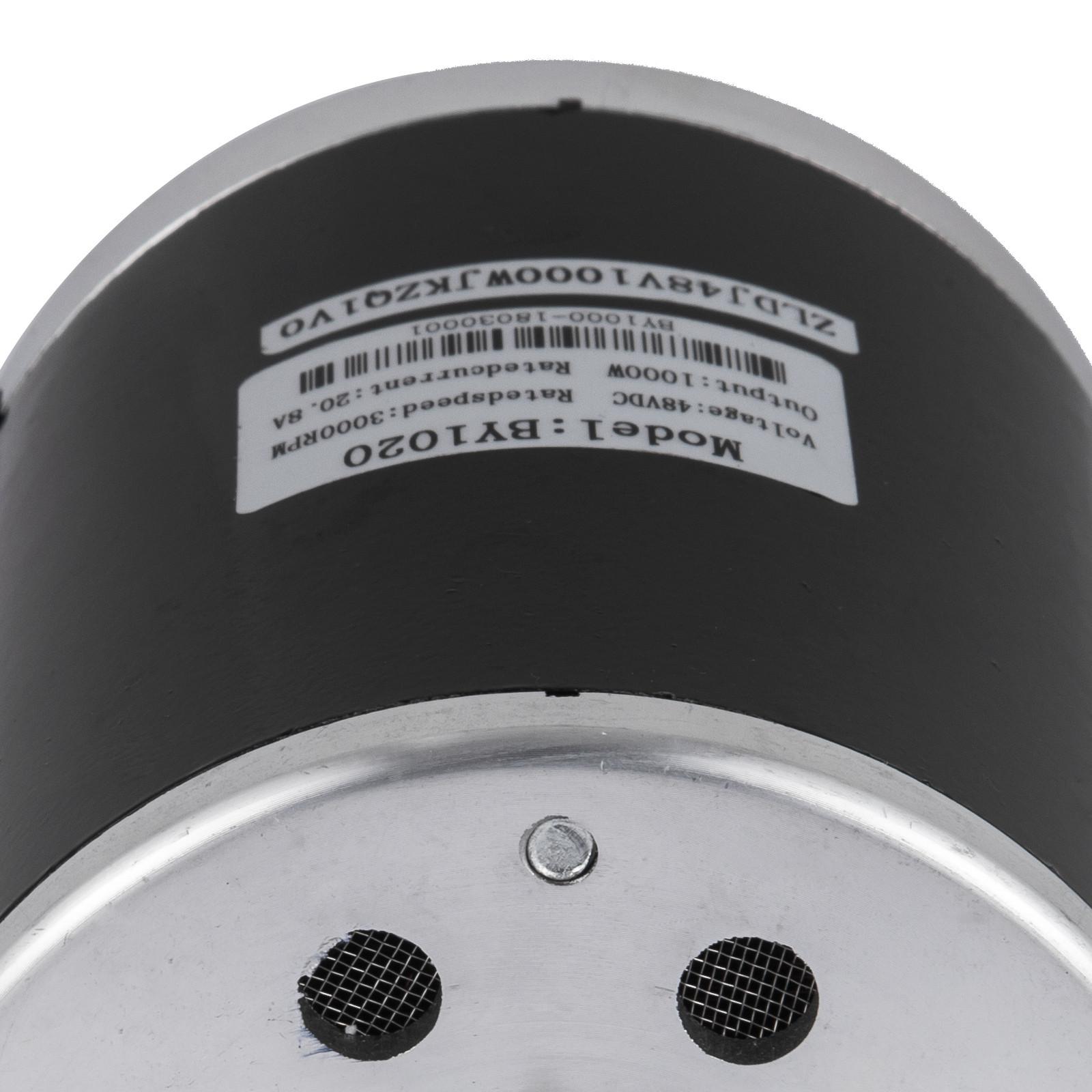 1800W-48V-DC-Brushless-Electric-Motor-Kit-f-Scooter-500-1800W-E-Bike-Go-Kart thumbnail 47