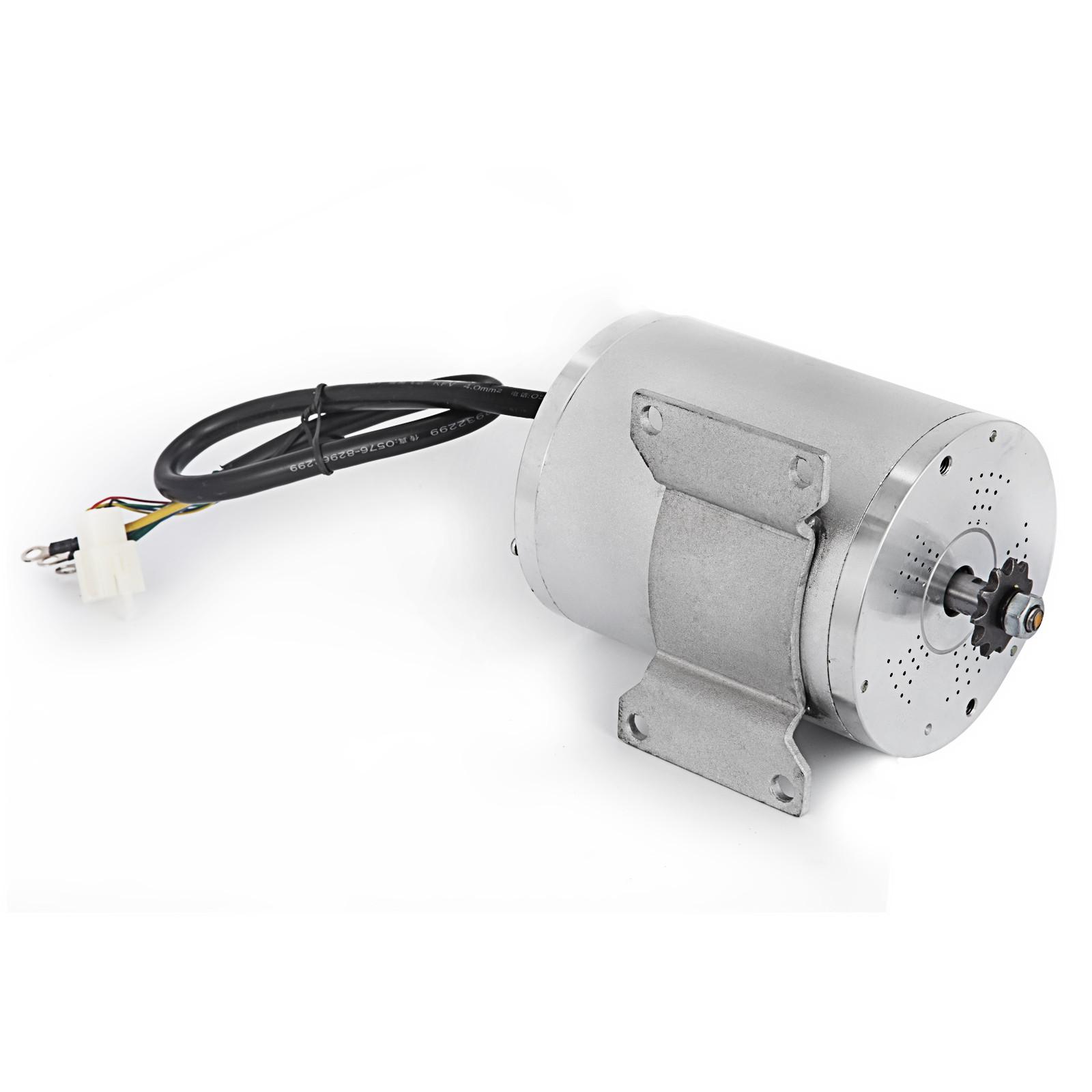 1800W-48V-DC-Brushless-Electric-Motor-Kit-f-Scooter-500-1800W-E-Bike-Go-Kart thumbnail 164