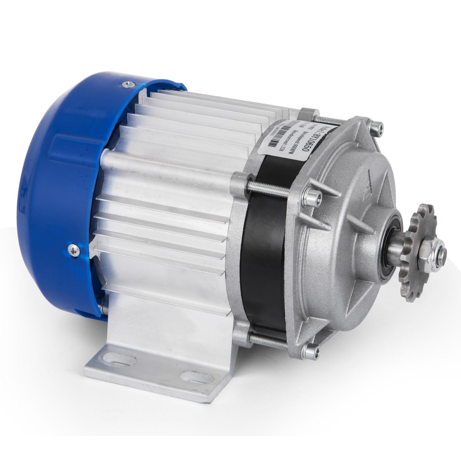 1800W-48V-DC-Brushless-Electric-Motor-Kit-f-Scooter-500-1800W-E-Bike-Go-Kart thumbnail 136