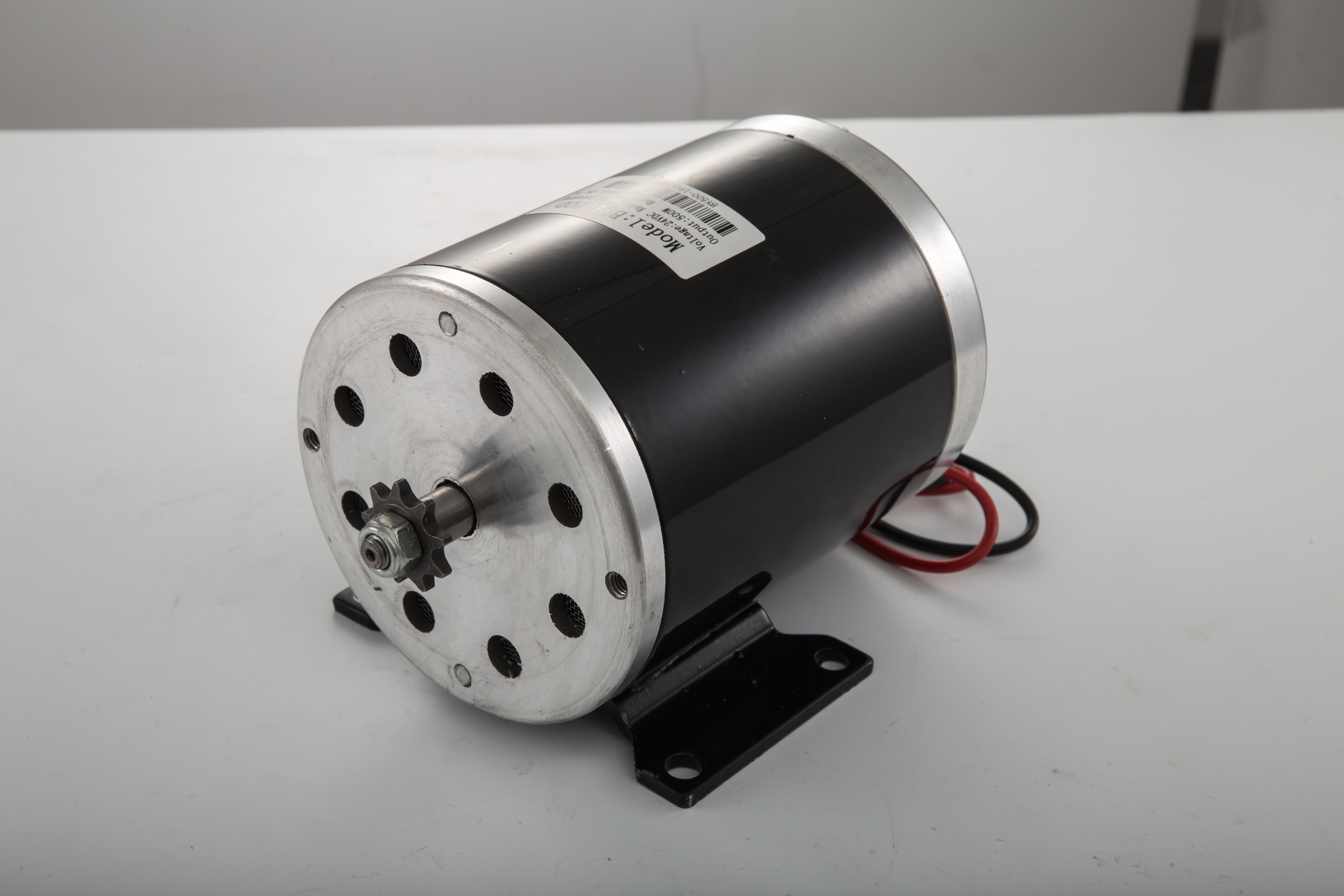 Electric-Motor-E-bike-Motor-controller-kit-DC-24v-12v-Minibike-E-Scooter-ATV thumbnail 101