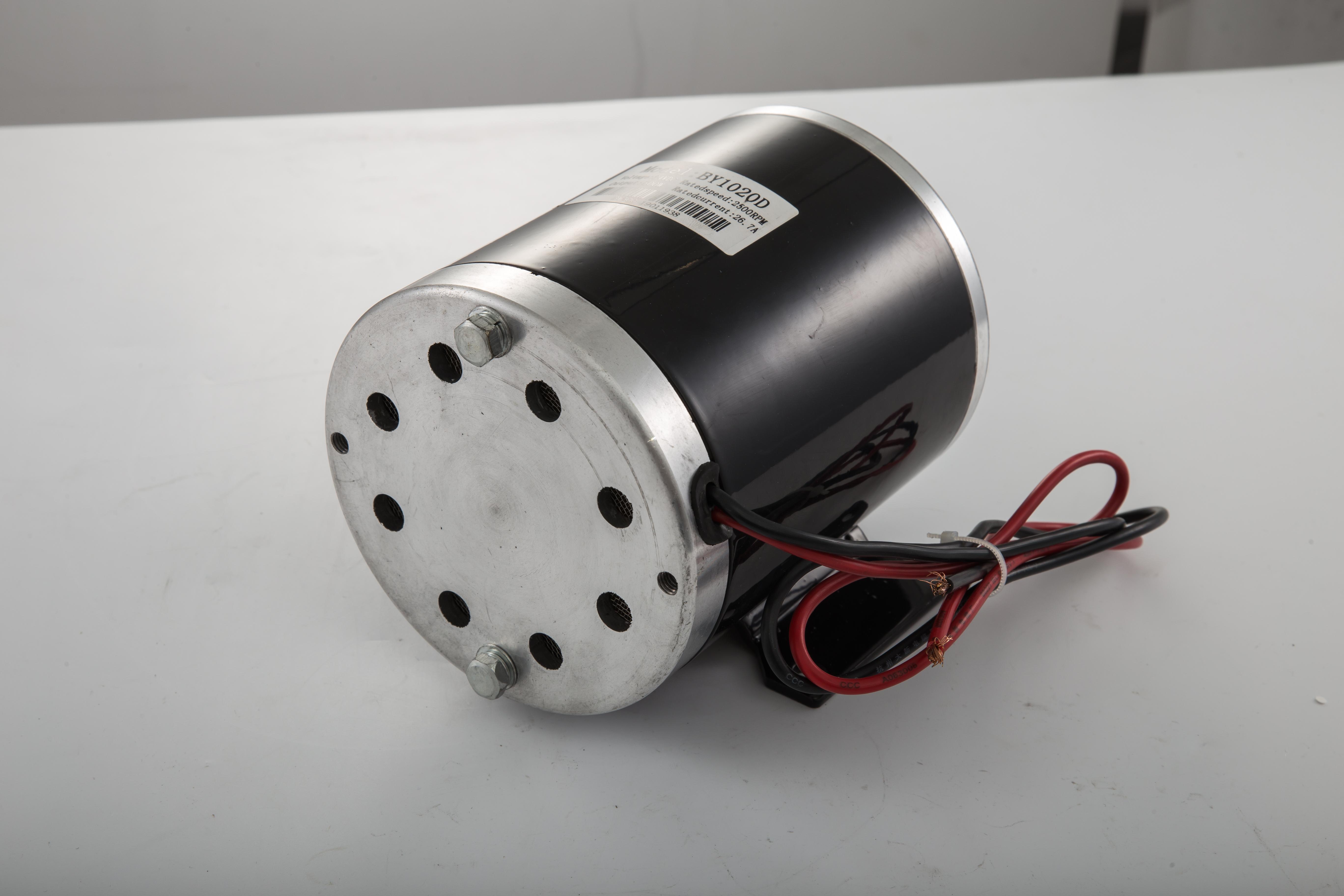 Electric-Motor-E-bike-Motor-controller-kit-DC-24v-12v-Minibike-E-Scooter-ATV thumbnail 104