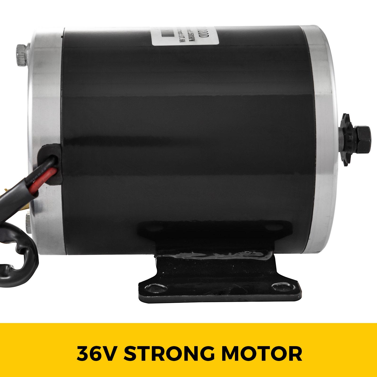36v-Electric-Motor-controller-throttle-kit-f-Scooter-E-Scooter-ATV-Permanent thumbnail 26