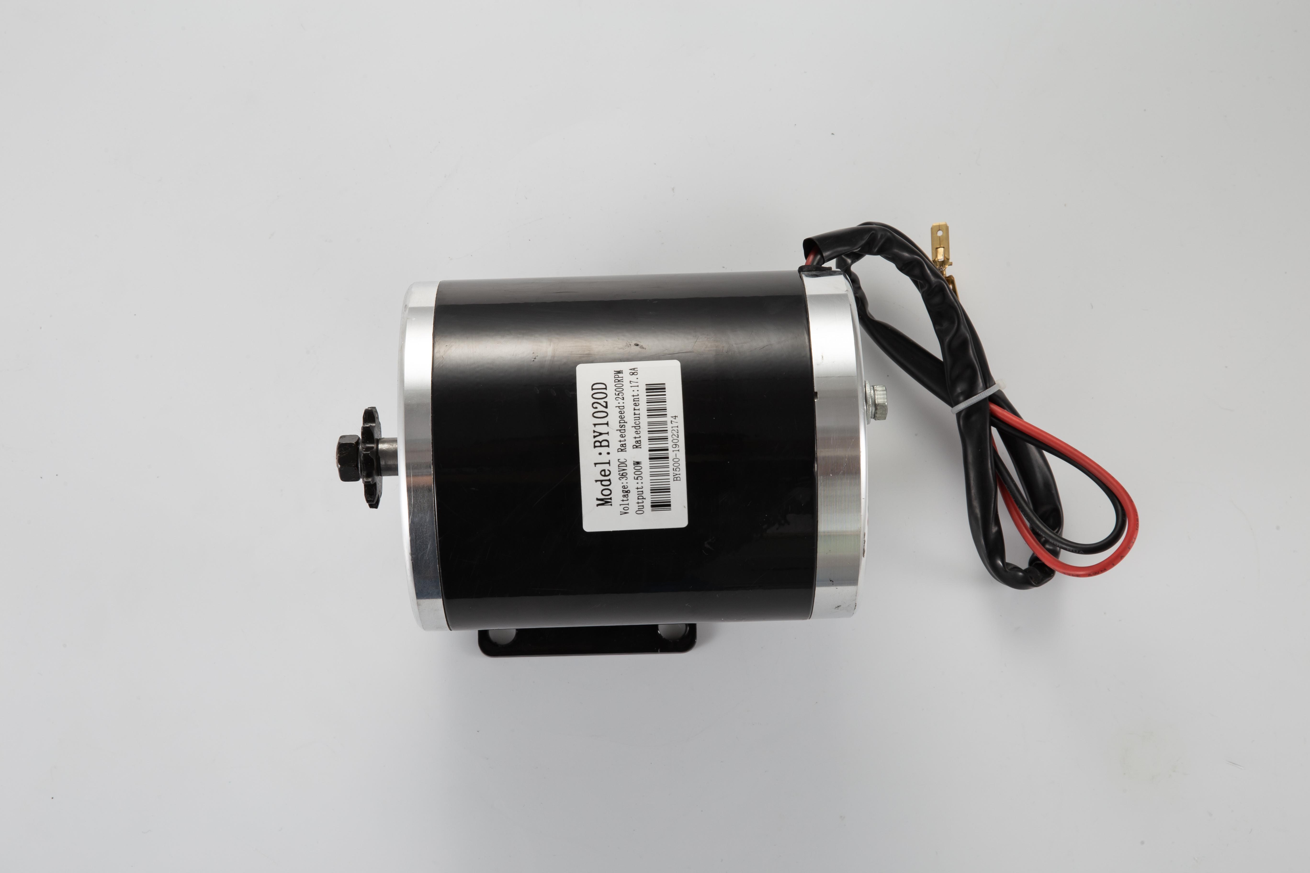 36v-Electric-Motor-controller-throttle-kit-f-Scooter-E-Scooter-ATV-Permanent thumbnail 46