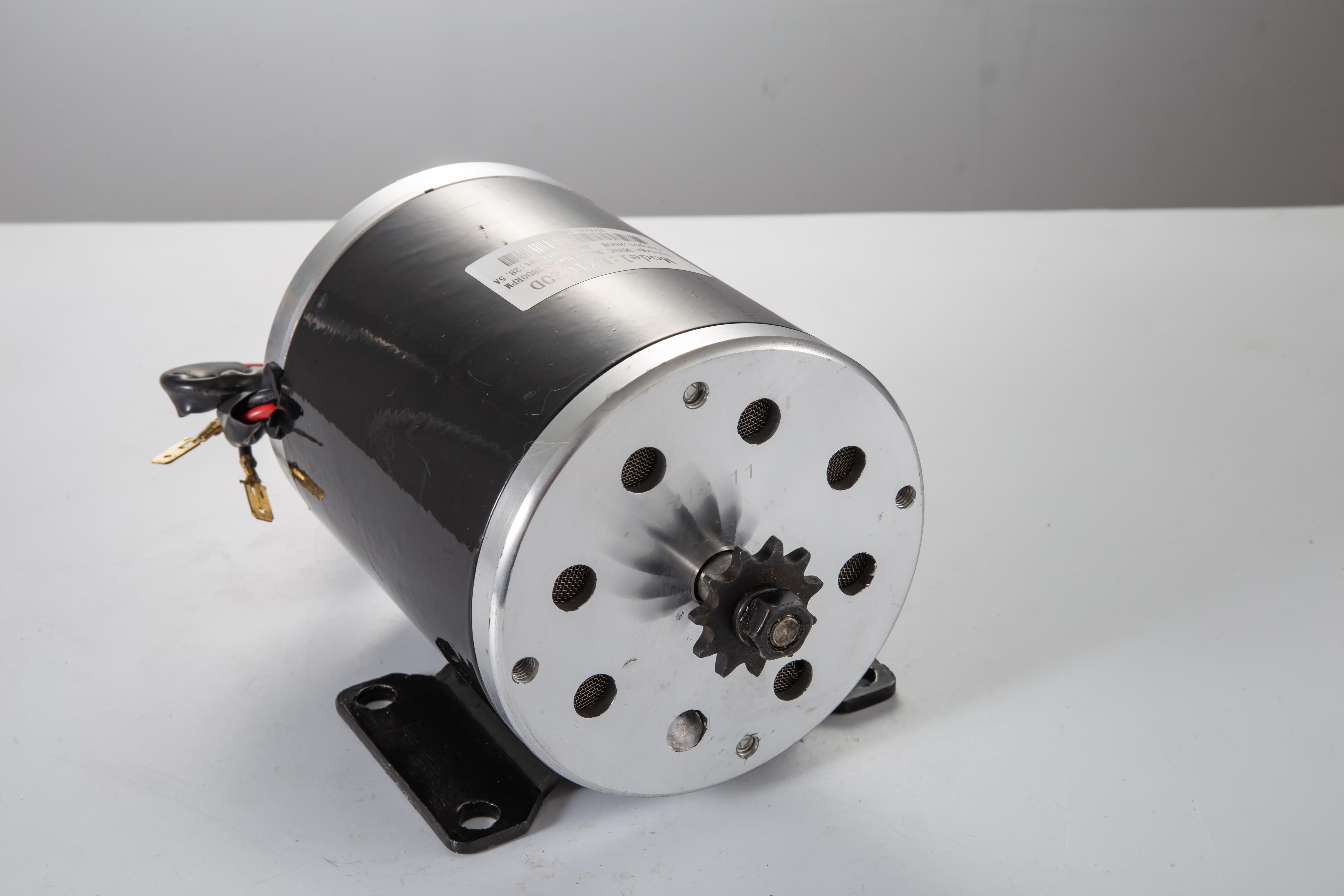 36v-Electric-Motor-controller-throttle-kit-f-Scooter-E-Scooter-ATV-Permanent thumbnail 158