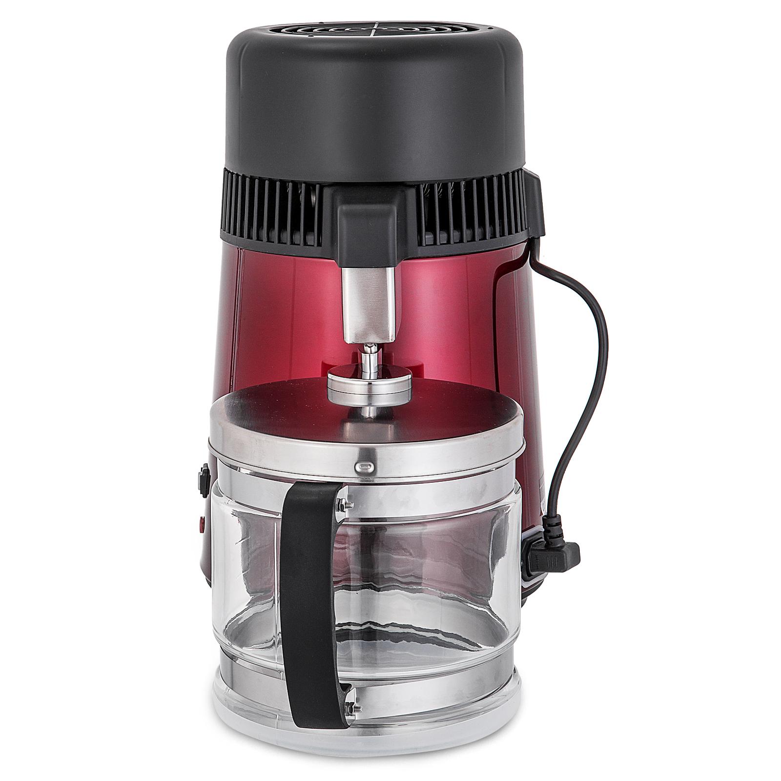 750W-4L-Wasser-Destilliergeraet-Water-Distiller-Einmachglas-Wasserflasche-Zuhause Indexbild 51