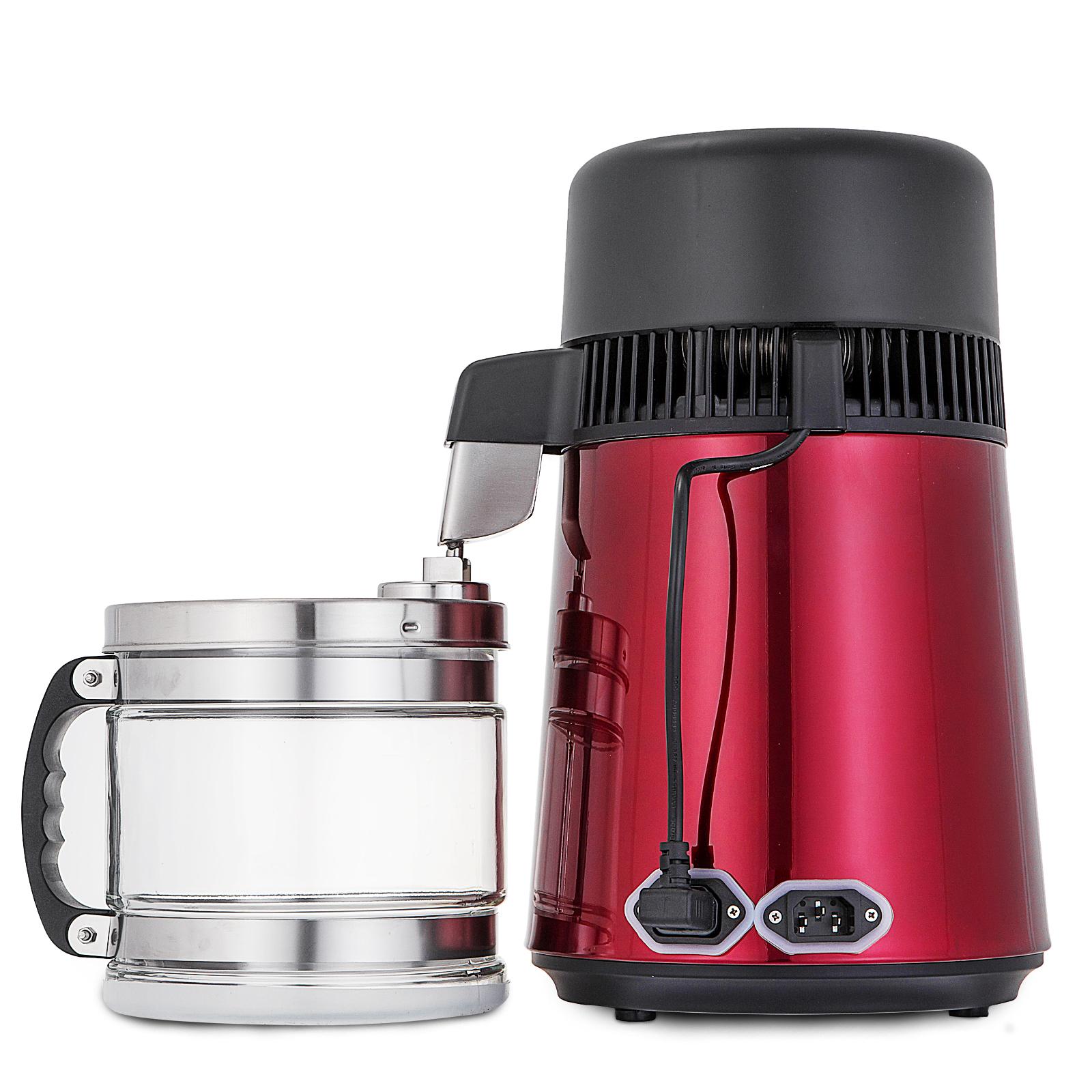 750W-4L-Wasser-Destilliergeraet-Water-Distiller-Einmachglas-Wasserflasche-Zuhause Indexbild 52