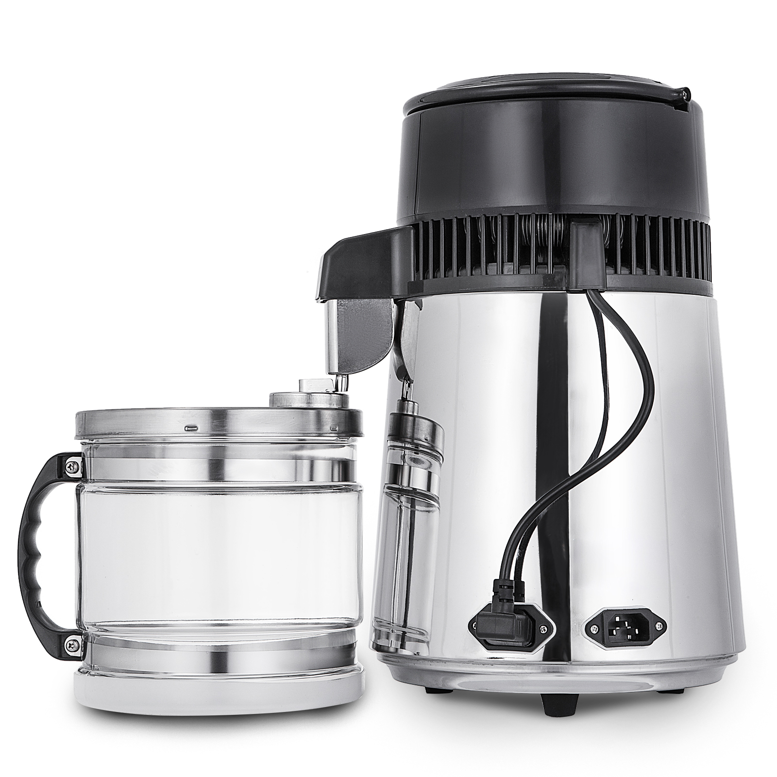 750W-4L-Wasser-Destilliergeraet-Water-Distiller-Einmachglas-Wasserflasche-Zuhause Indexbild 28