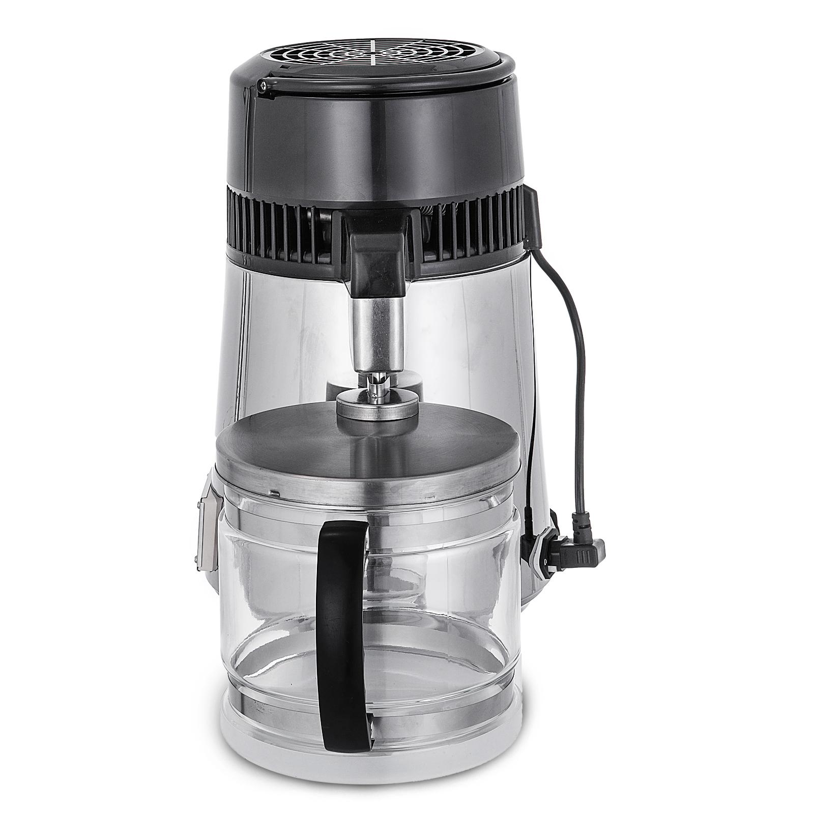 750W-4L-Wasser-Destilliergeraet-Water-Distiller-Einmachglas-Wasserflasche-Zuhause Indexbild 64