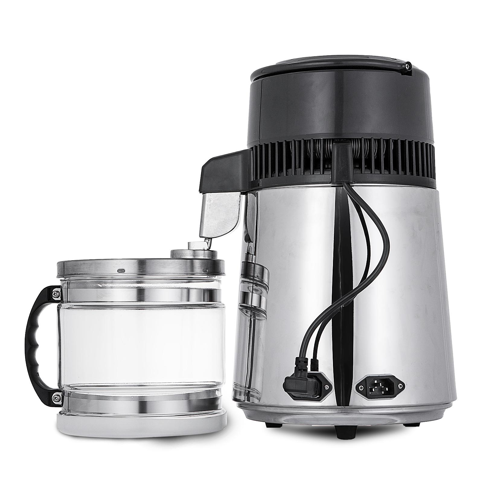 750W-4L-Wasser-Destilliergeraet-Water-Distiller-Einmachglas-Wasserflasche-Zuhause Indexbild 65