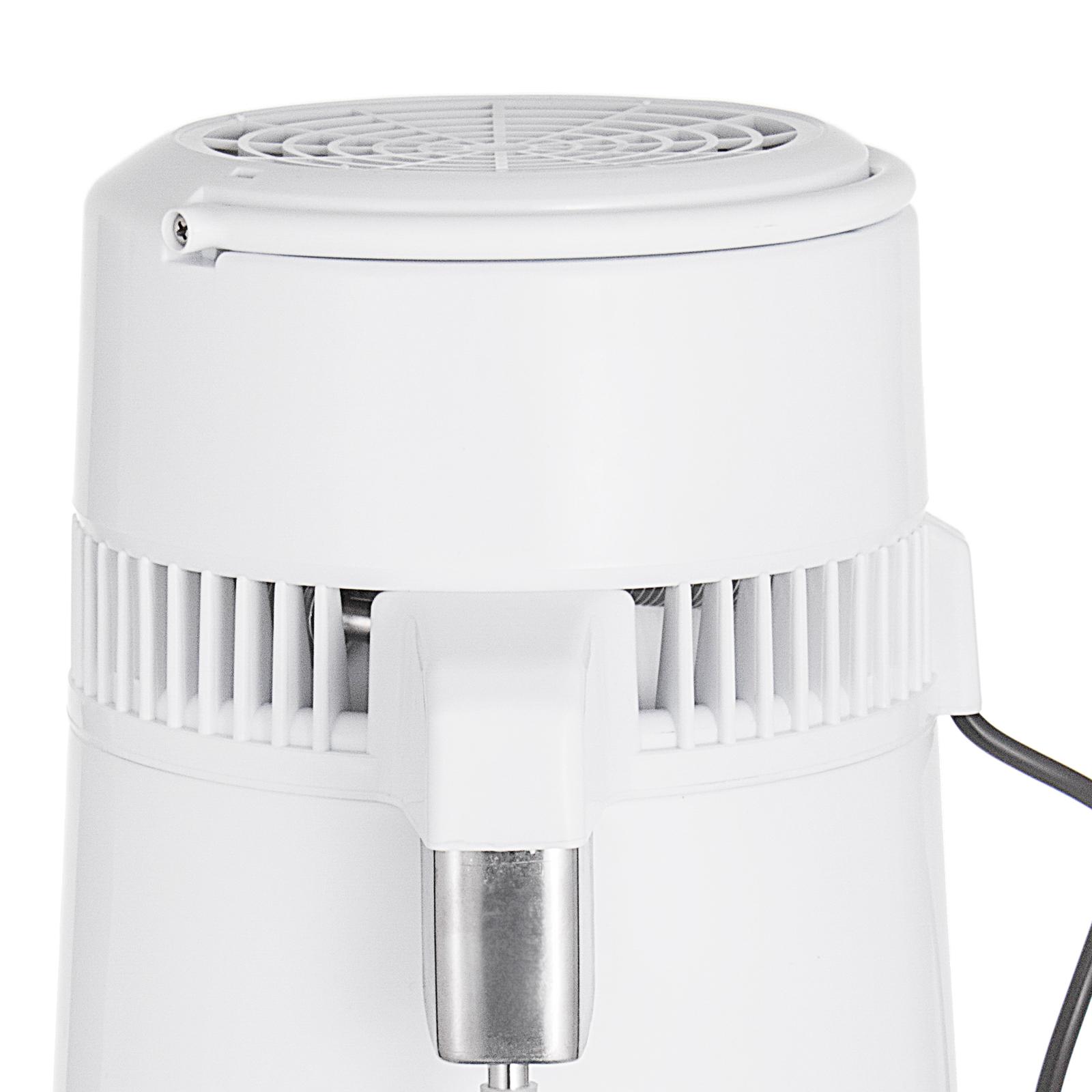 750W-4L-Wasser-Destilliergeraet-Water-Distiller-Einmachglas-Wasserflasche-Zuhause Indexbild 82