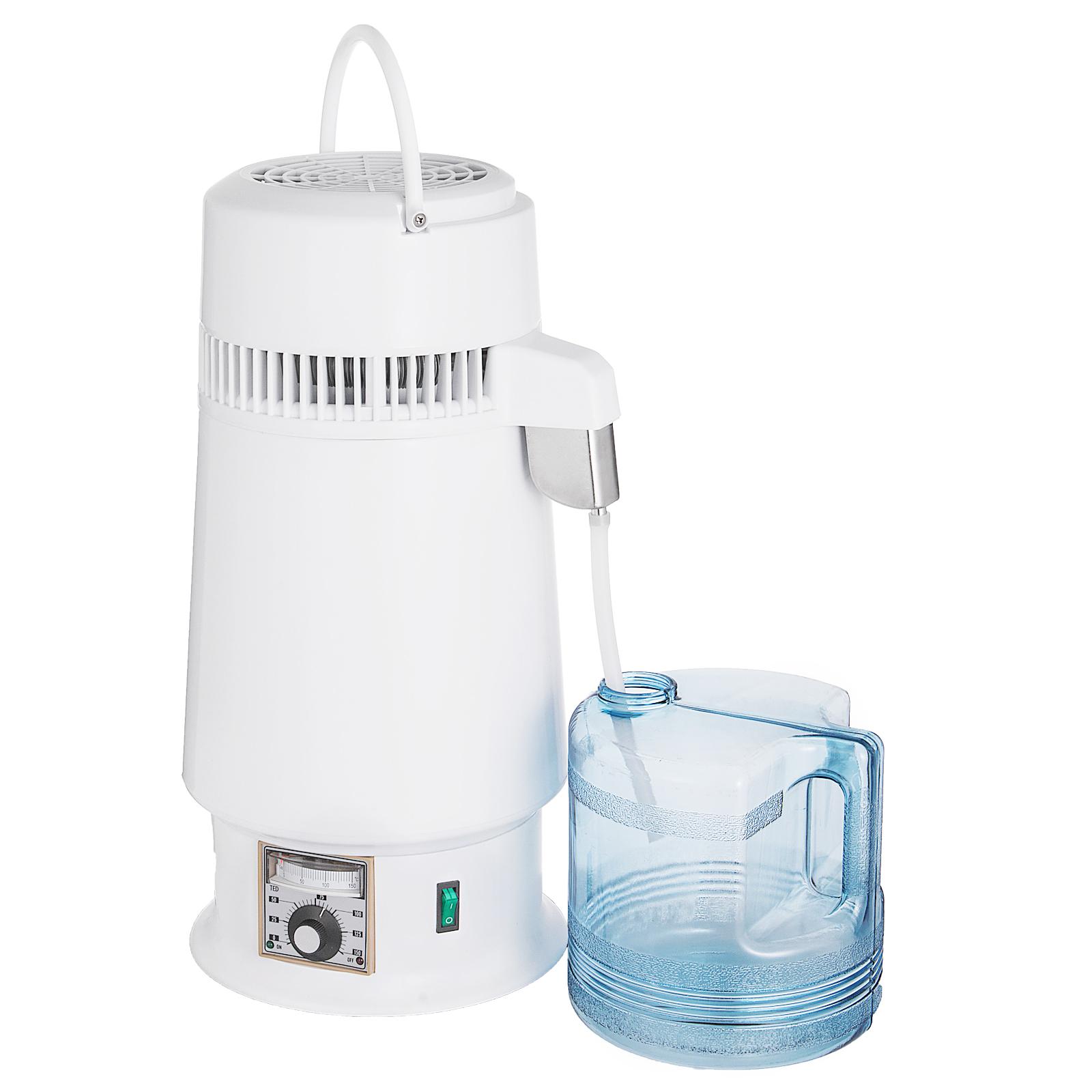 750W-4L-Wasser-Destilliergeraet-Water-Distiller-Einmachglas-Wasserflasche-Zuhause Indexbild 75