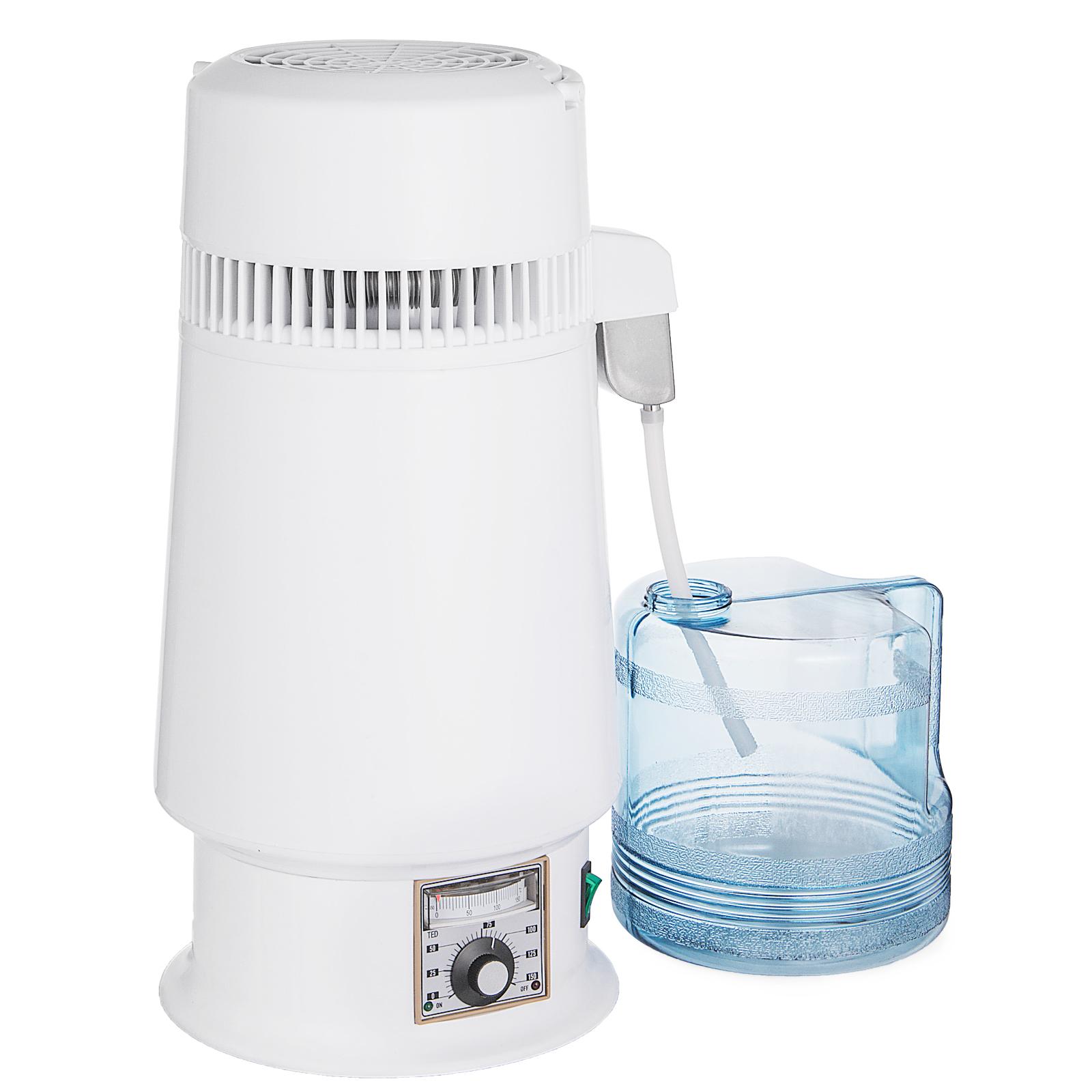 750W-4L-Wasser-Destilliergeraet-Water-Distiller-Einmachglas-Wasserflasche-Zuhause Indexbild 77