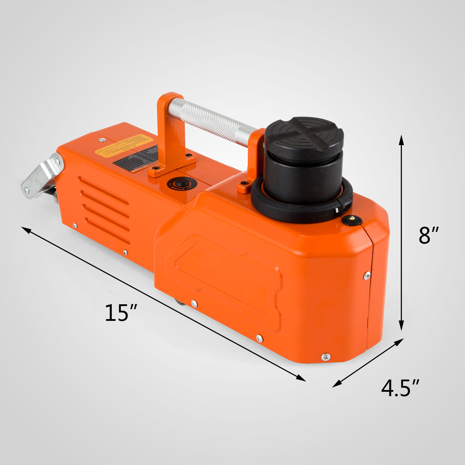 12V Hydraulic Floor Jack Electric Car Lift 9900lbs ...