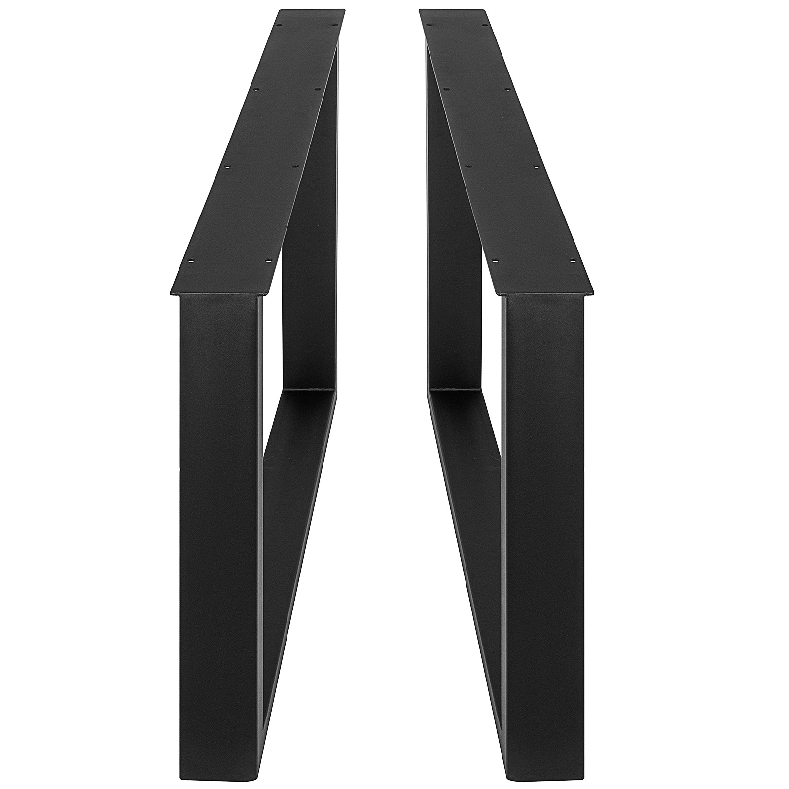 2X-Table-Legs-Black-Dining-Table-Leg-Heavy-Duty-Computer-Desk-Legs-Rectangle thumbnail 17