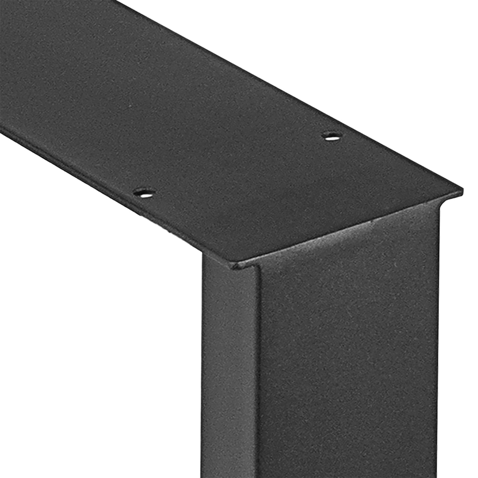 2X-Table-Legs-Black-Dining-Table-Leg-Heavy-Duty-Computer-Desk-Legs-Rectangle thumbnail 19