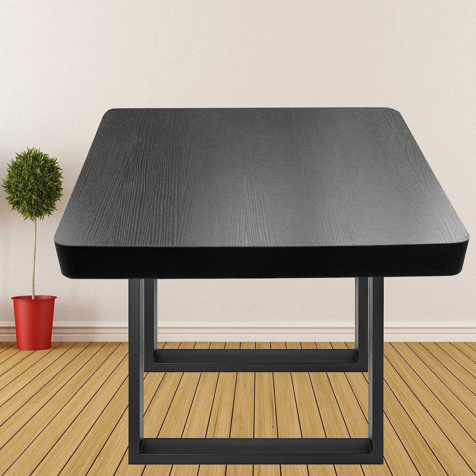 2X-Table-Legs-Black-Dining-Table-Leg-Heavy-Duty-Computer-Desk-Legs-Rectangle thumbnail 35
