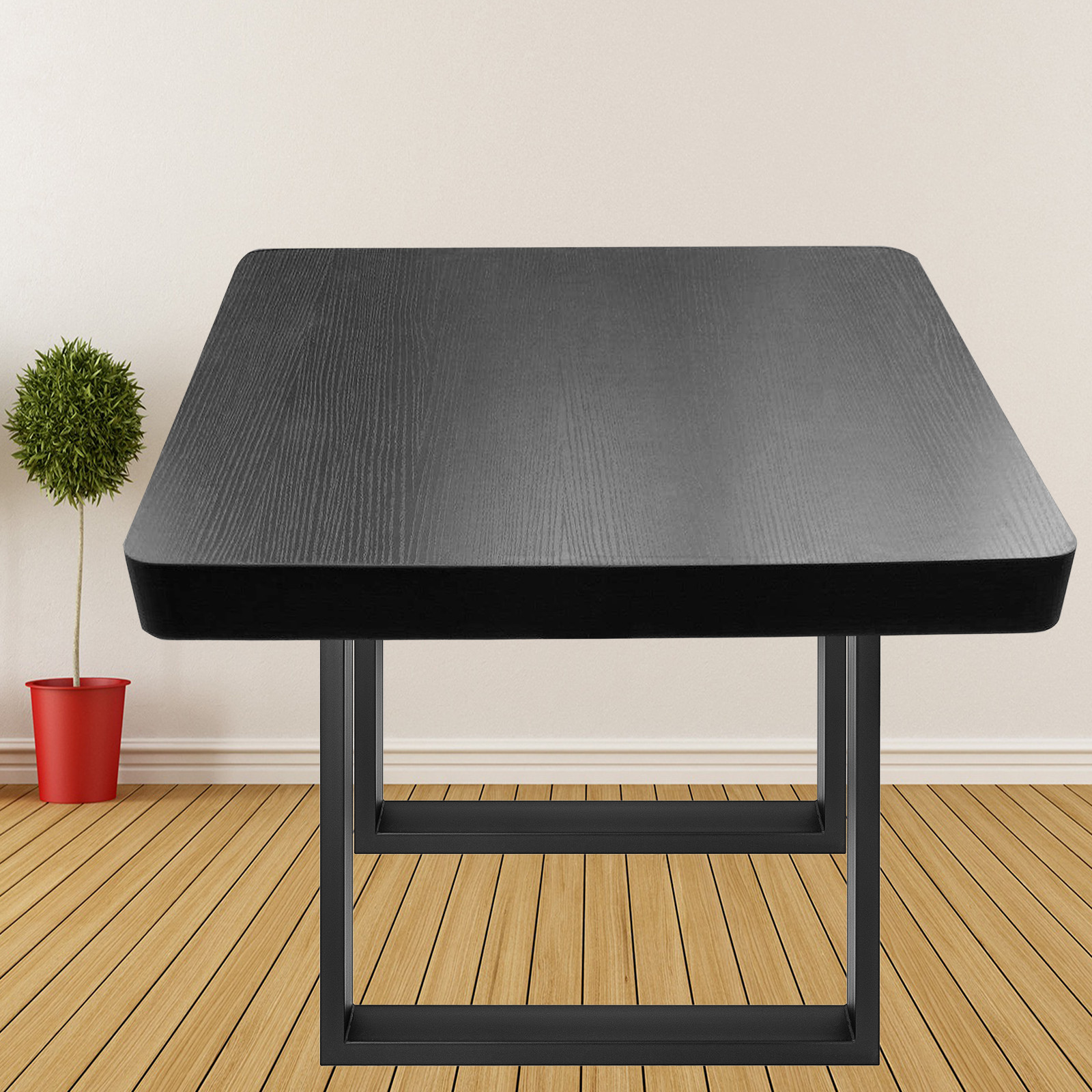 2X-Table-Legs-Black-Dining-Table-Leg-Heavy-Duty-Computer-Desk-Legs-Rectangle thumbnail 59
