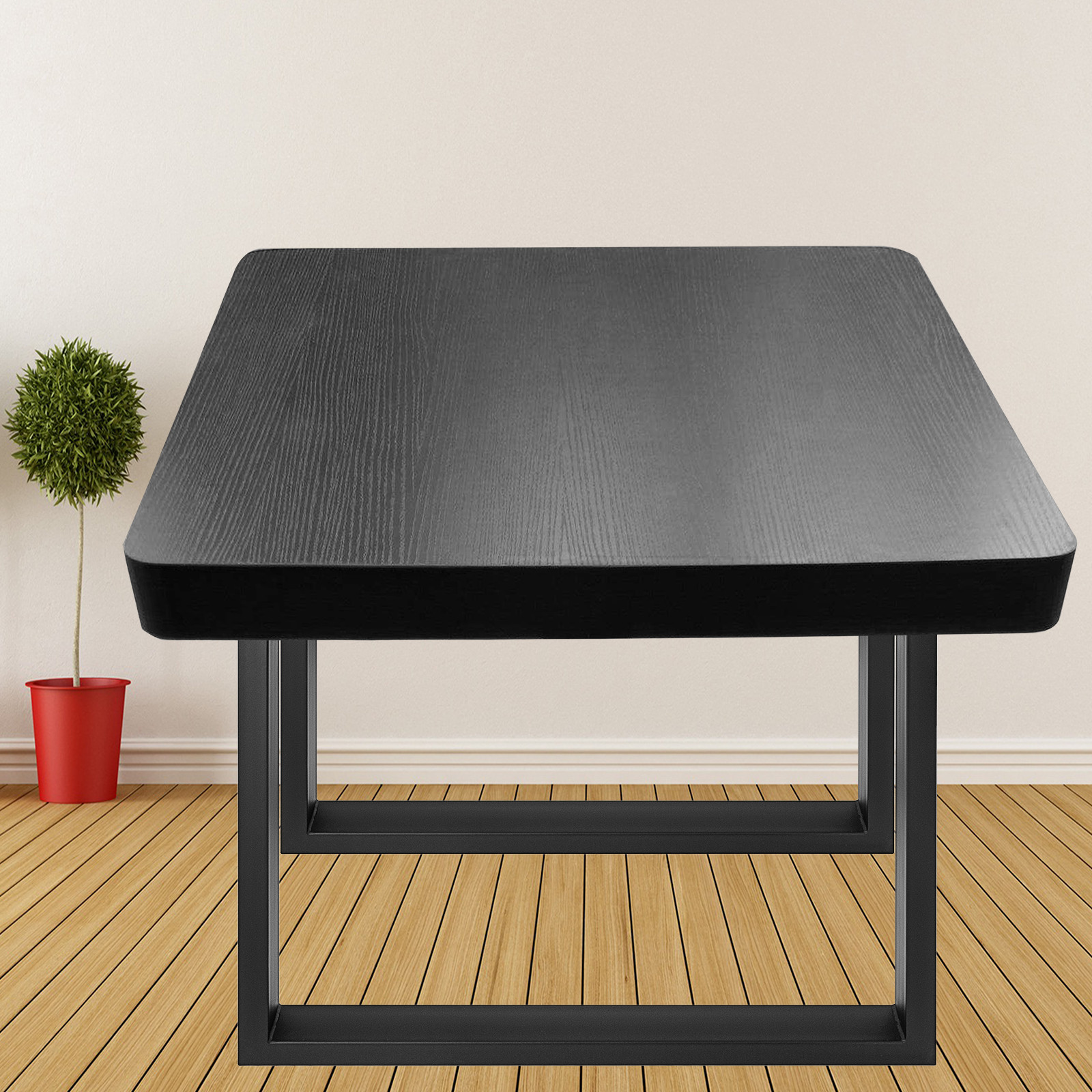 2X-Table-Legs-Black-Dining-Table-Leg-Heavy-Duty-Computer-Desk-Legs-Rectangle thumbnail 47