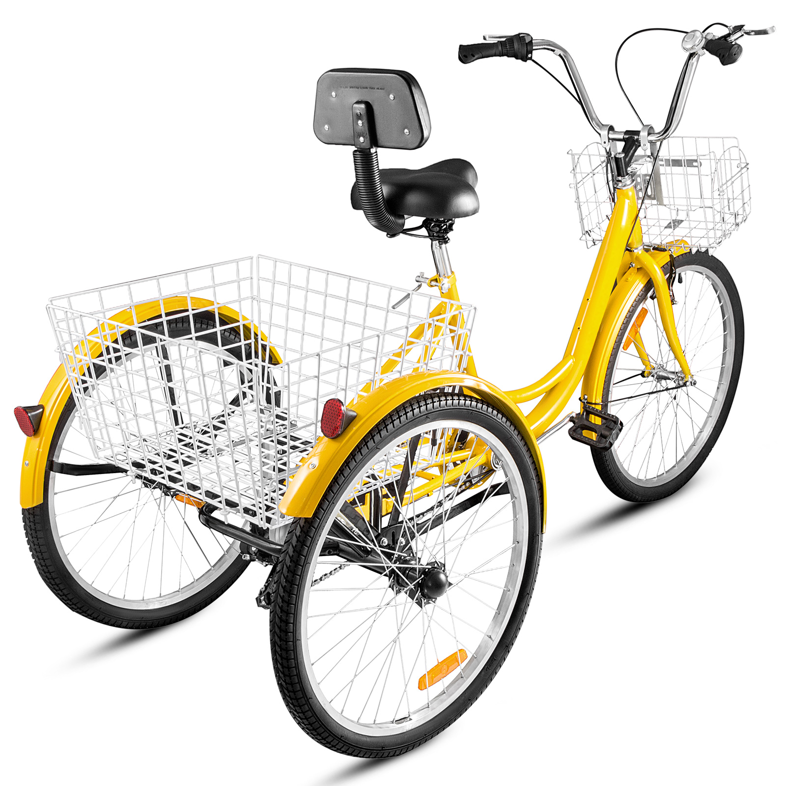 20-24-26-034-Adult-Tricycle-1-7-Speed-3-Wheel-For-Shopping-W-Installation-Tools miniature 383