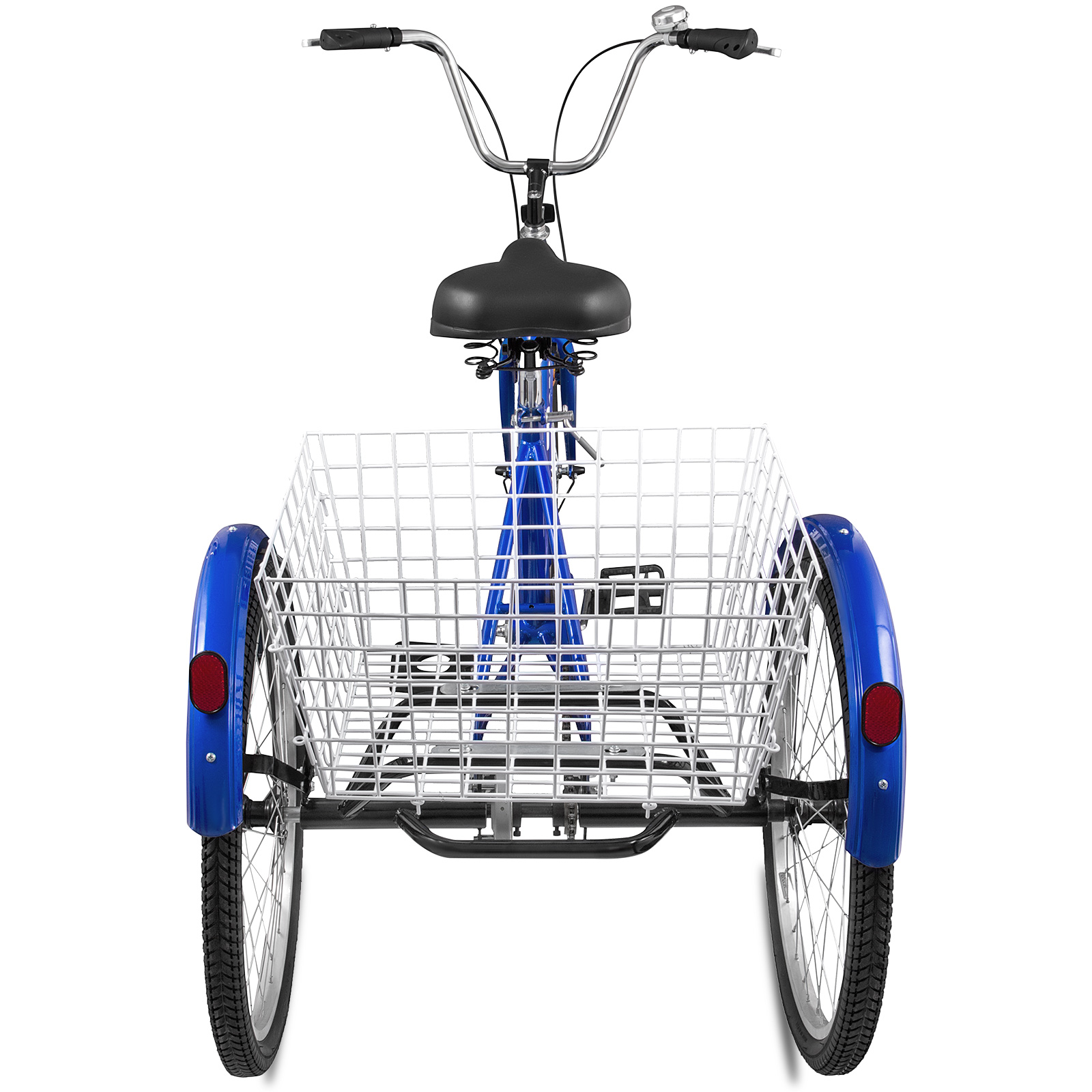 20-24-26-034-Adult-Tricycle-1-7-Speed-3-Wheel-Large-Basket-For-Shopping-Optional thumbnail 300