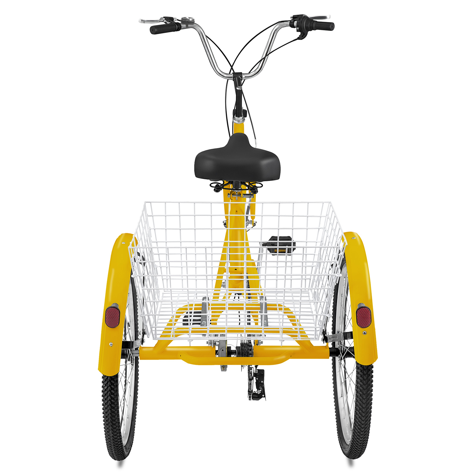 20-24-26-034-Adult-Tricycle-1-7-Speed-3-Wheel-Large-Basket-For-Shopping-Optional thumbnail 324