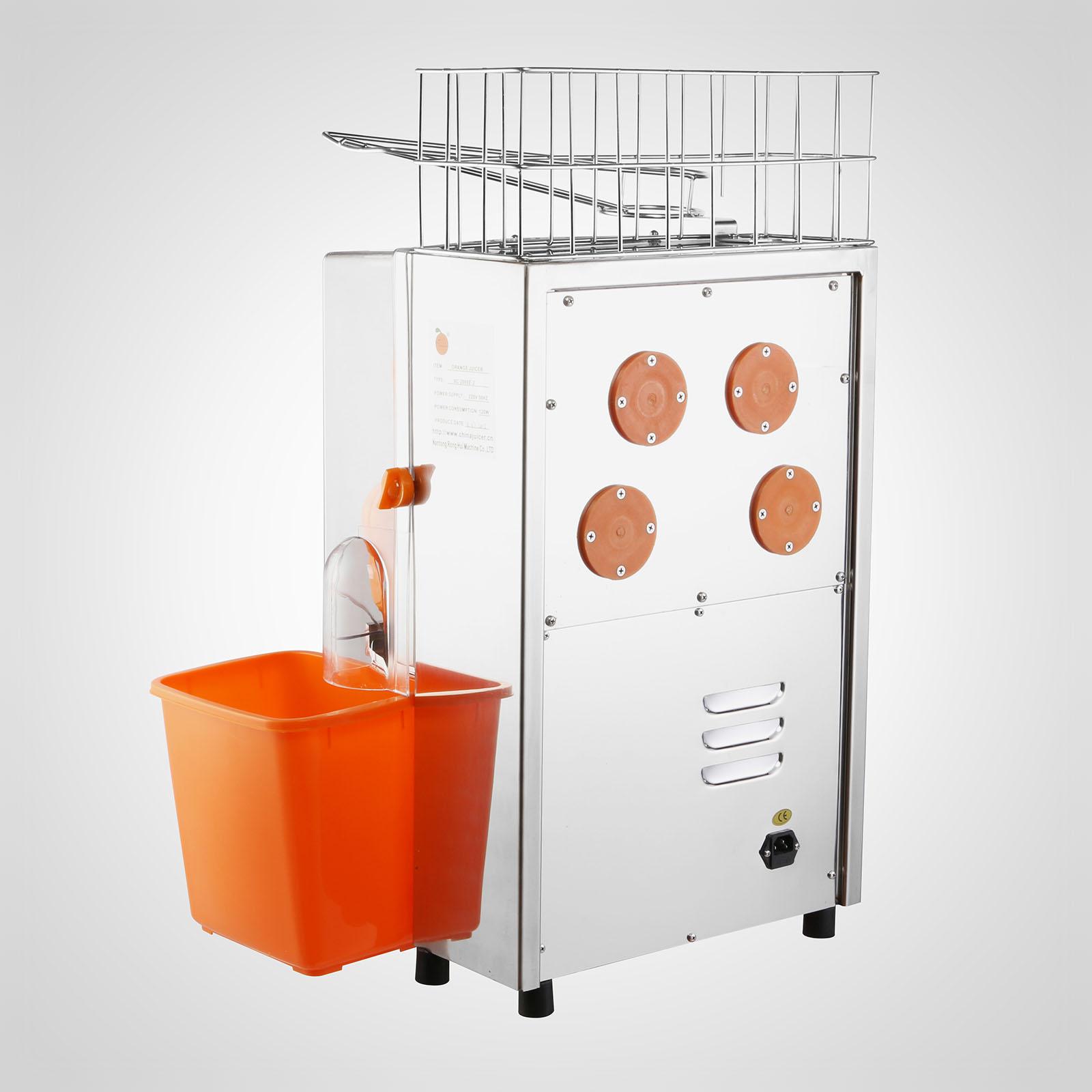commercial orange juice squeezer machine lemon fruit squeezer juicer extractor ebay. Black Bedroom Furniture Sets. Home Design Ideas