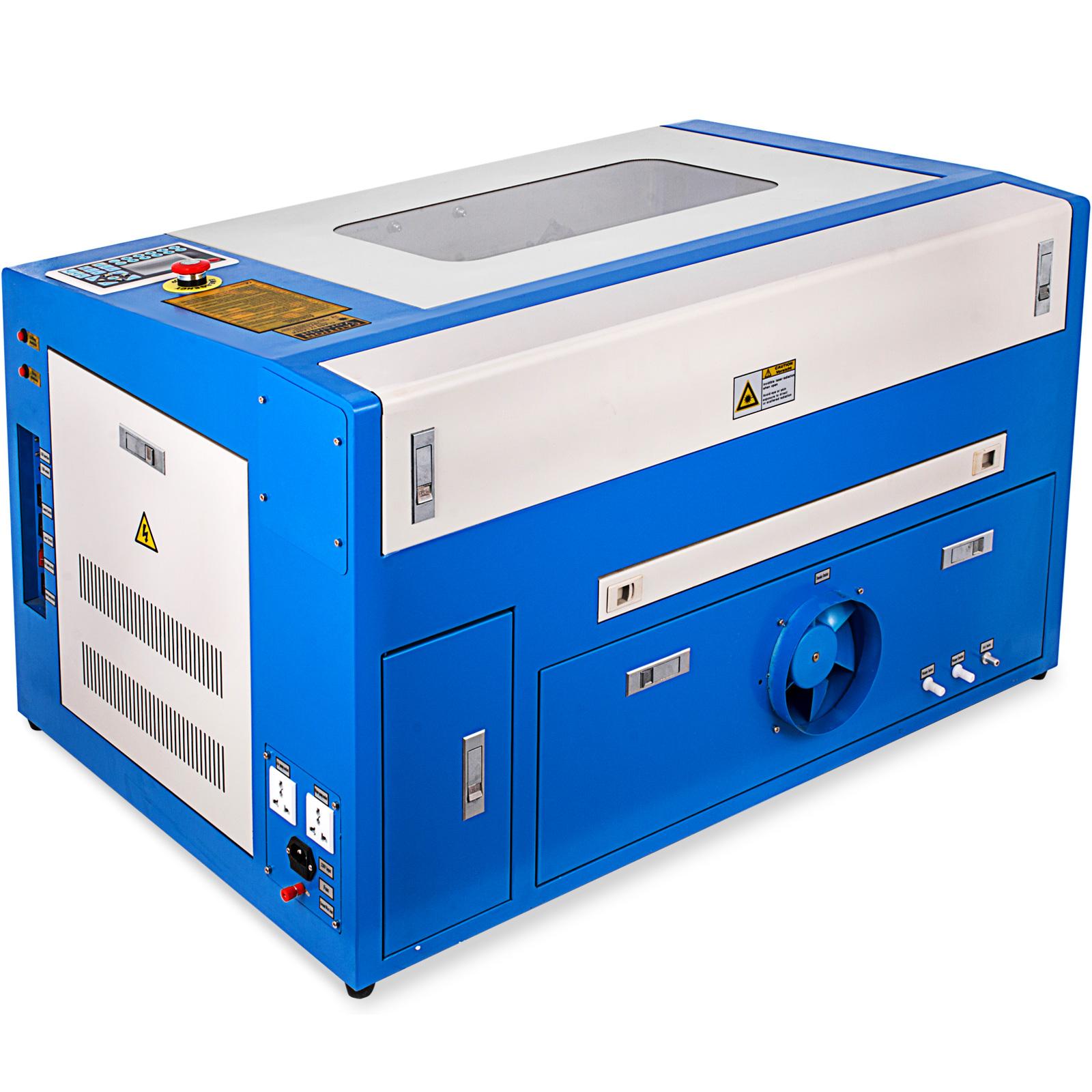 Macchina-per-Incisione-Laser-CO2-40-130W-Asse-Rotante-Tagliatrice-Incisore miniatura 28